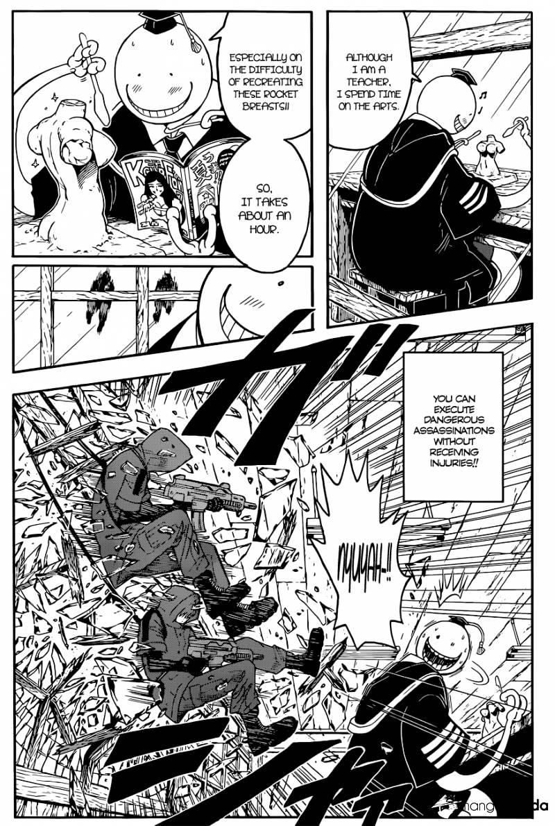 Ansatsu Kyoushitsu Chapter 98  Online Free Manga Read Image 7