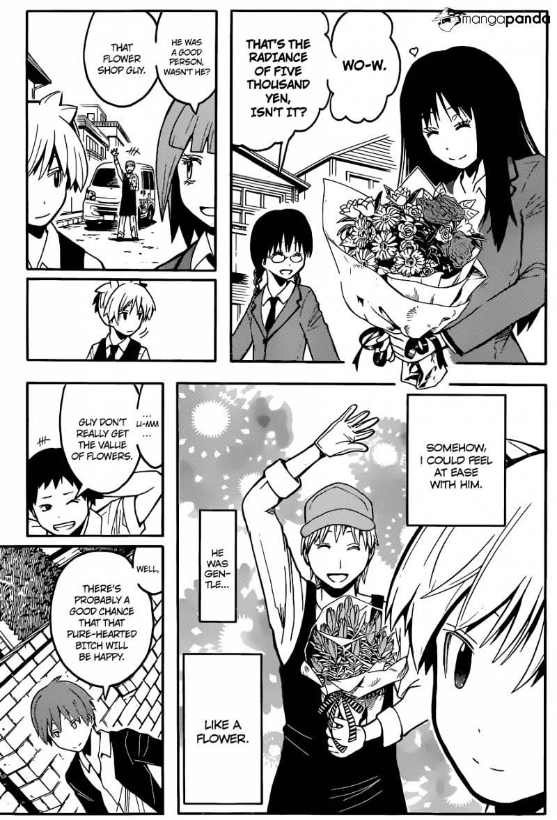 Ansatsu Kyoushitsu Chapter 99  Online Free Manga Read Image 10