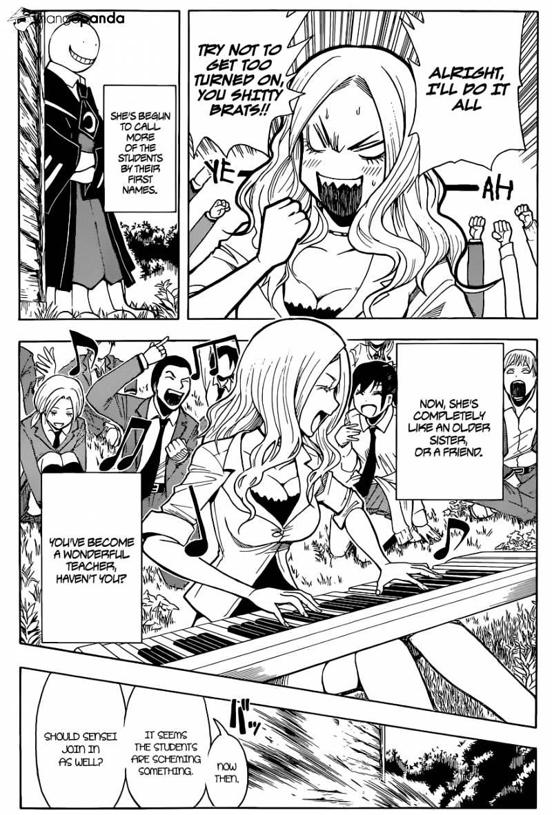 Ansatsu Kyoushitsu Chapter 99  Online Free Manga Read Image 12