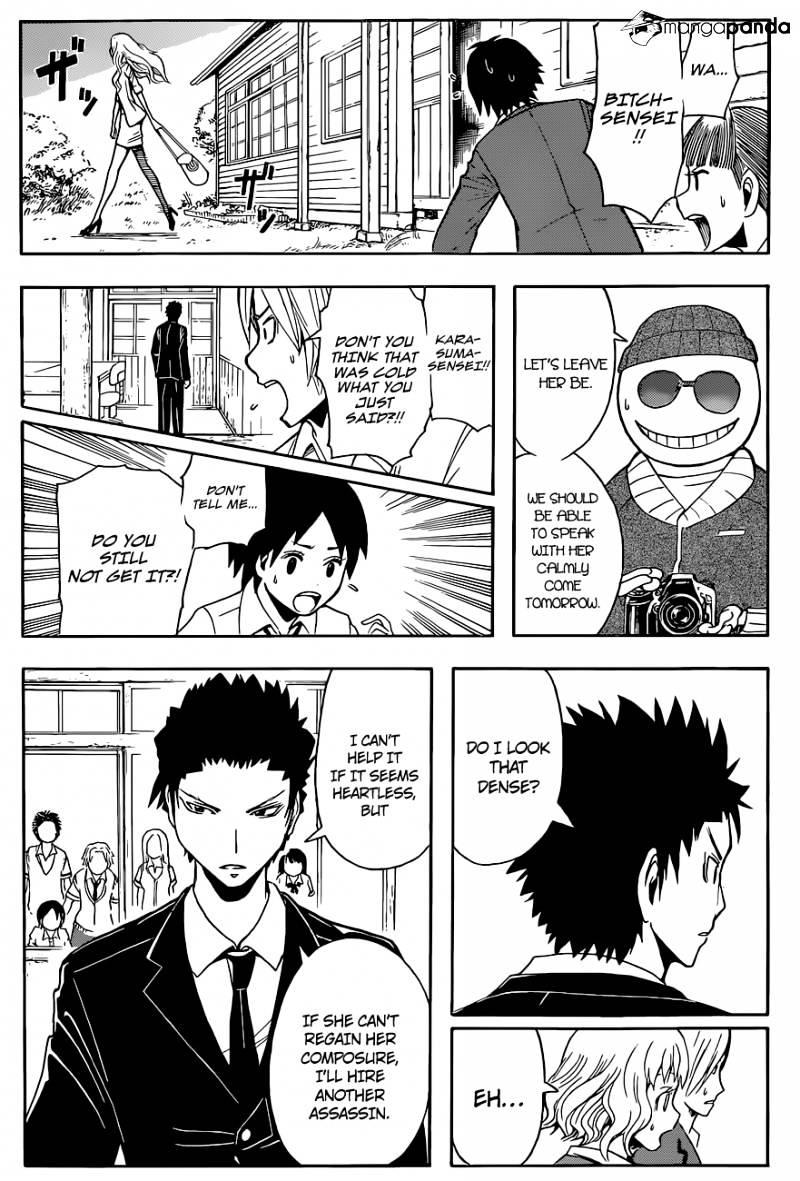 Ansatsu Kyoushitsu Chapter 99  Online Free Manga Read Image 20