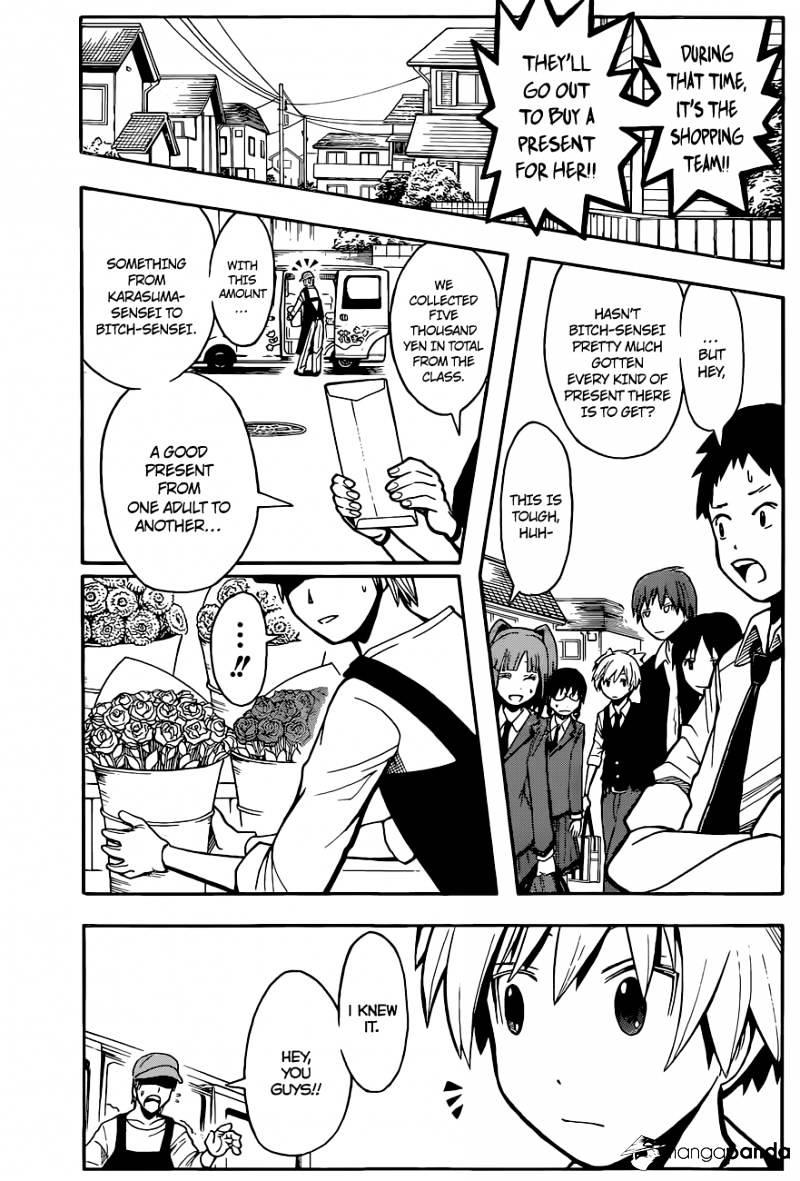 Ansatsu Kyoushitsu Chapter 99  Online Free Manga Read Image 6