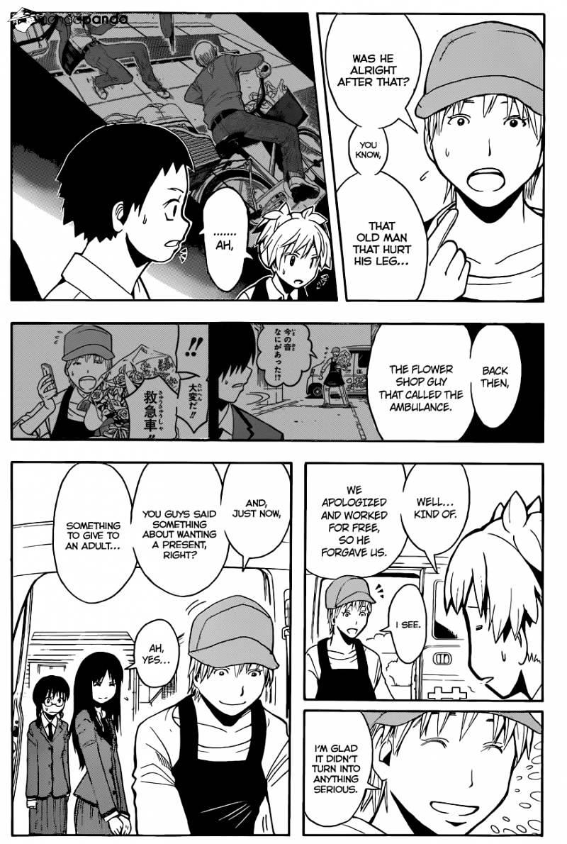 Ansatsu Kyoushitsu Chapter 99  Online Free Manga Read Image 7