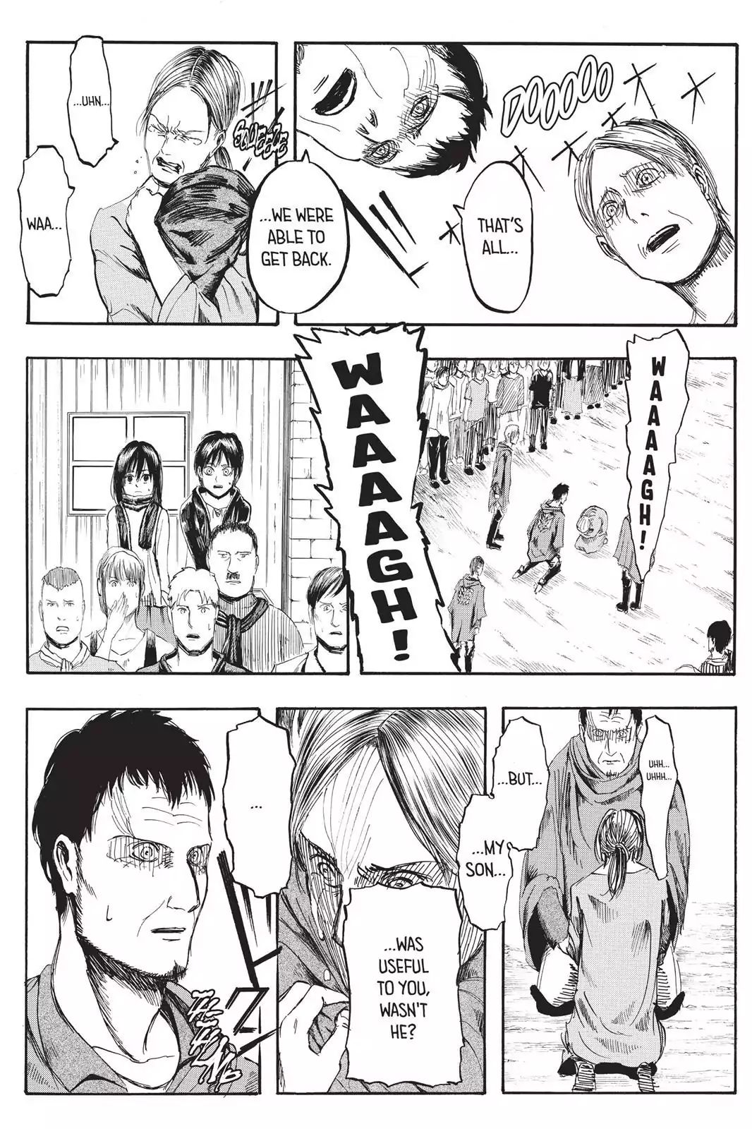 Attack on Titan Chapter 1  Online Free Manga Read Image 31