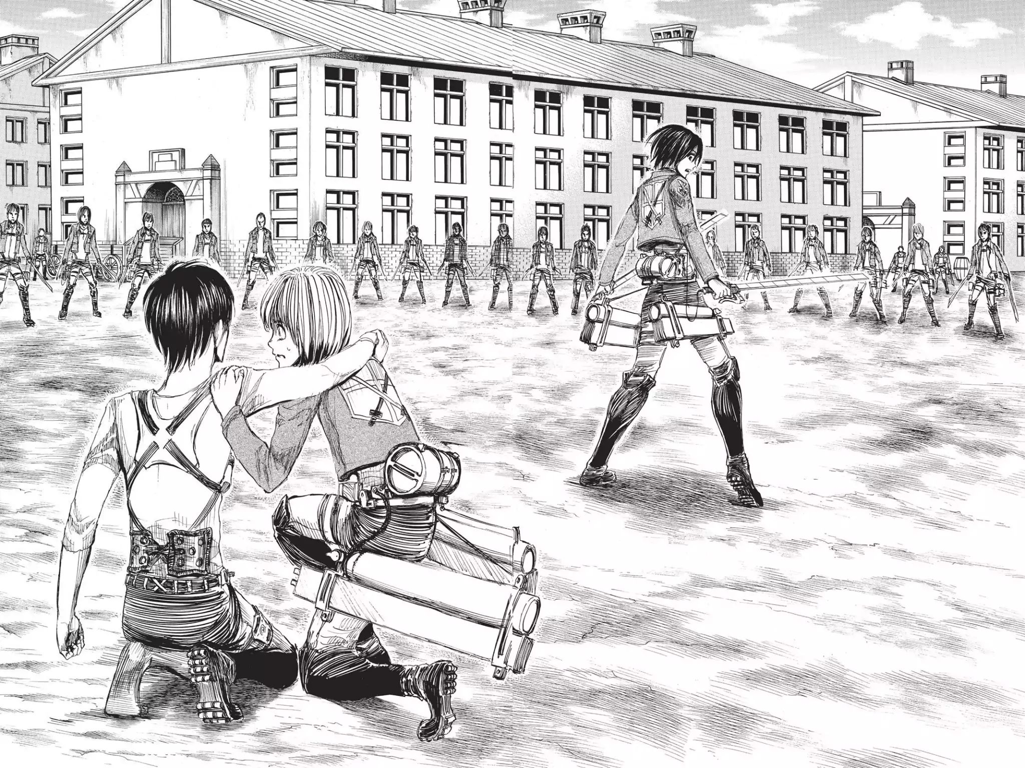Attack on Titan Chapter 10  Online Free Manga Read Image 18
