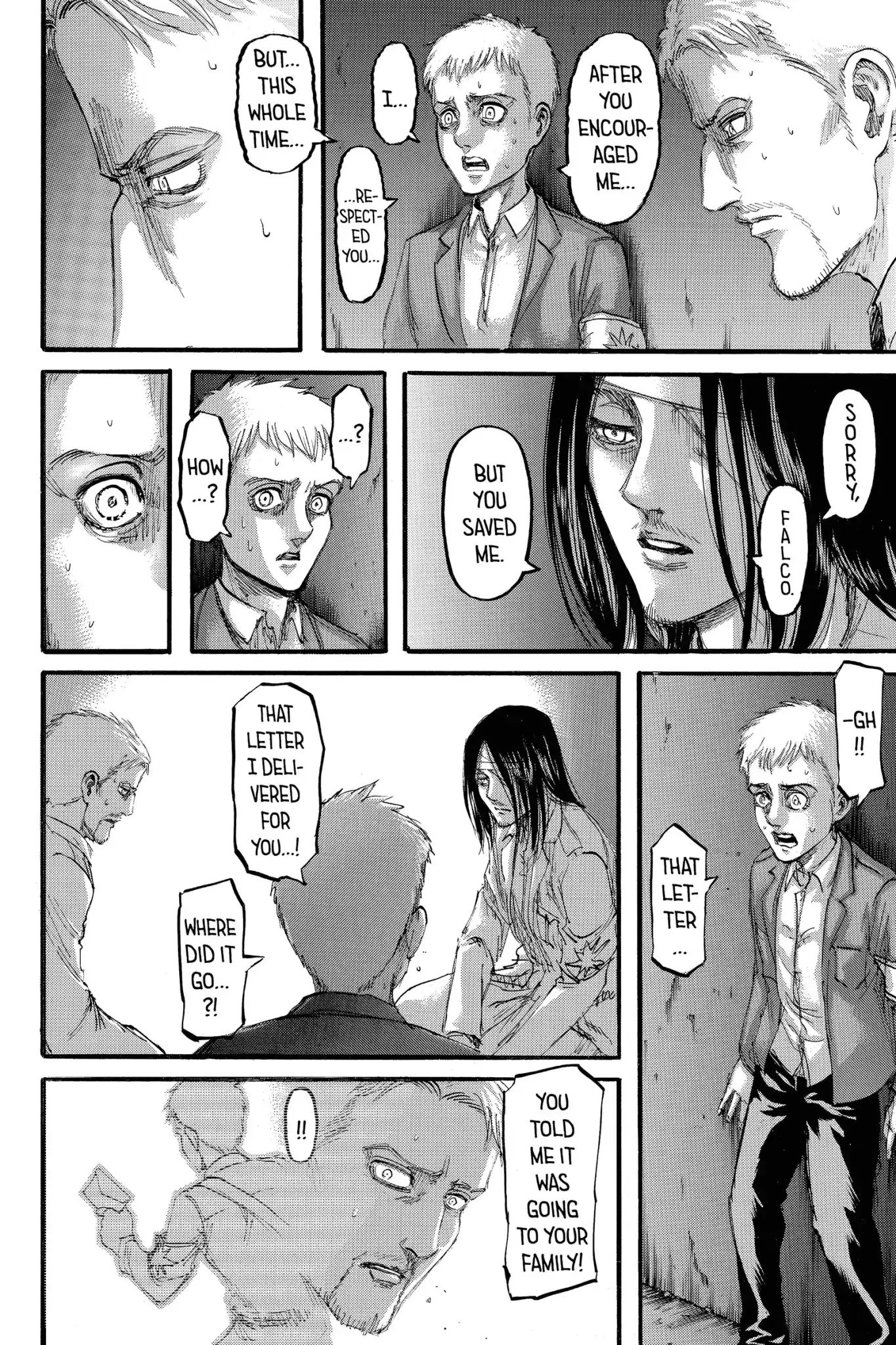 Attack on Titan Chapter 100  Online Free Manga Read Image 16