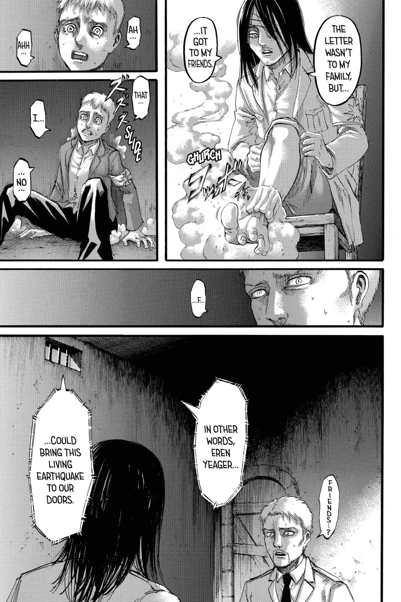 Attack on Titan Chapter 100  Online Free Manga Read Image 17