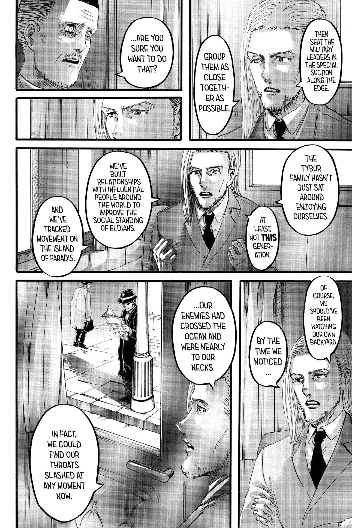 Attack on Titan Chapter 100  Online Free Manga Read Image 2