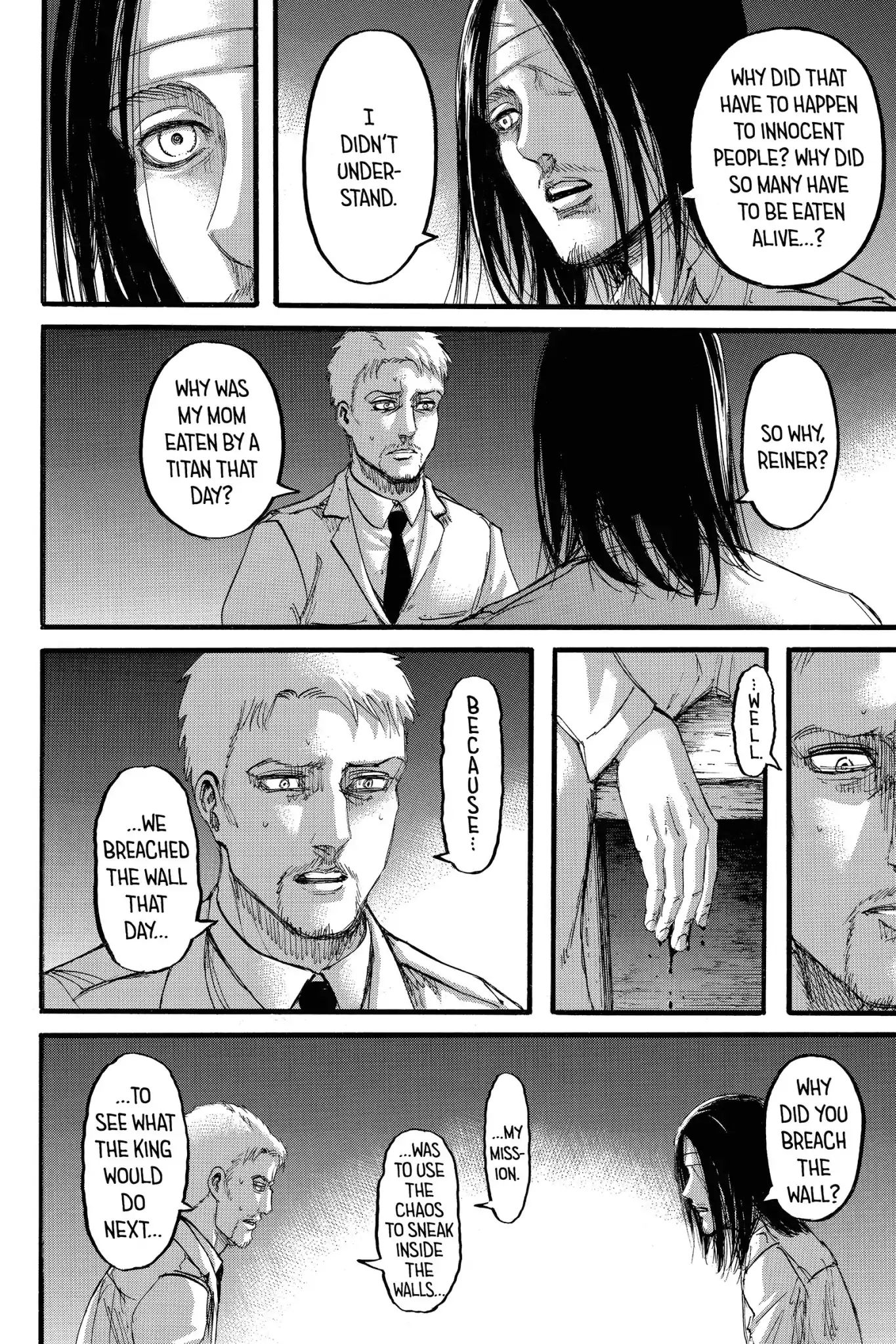 Attack on Titan Chapter 100  Online Free Manga Read Image 22