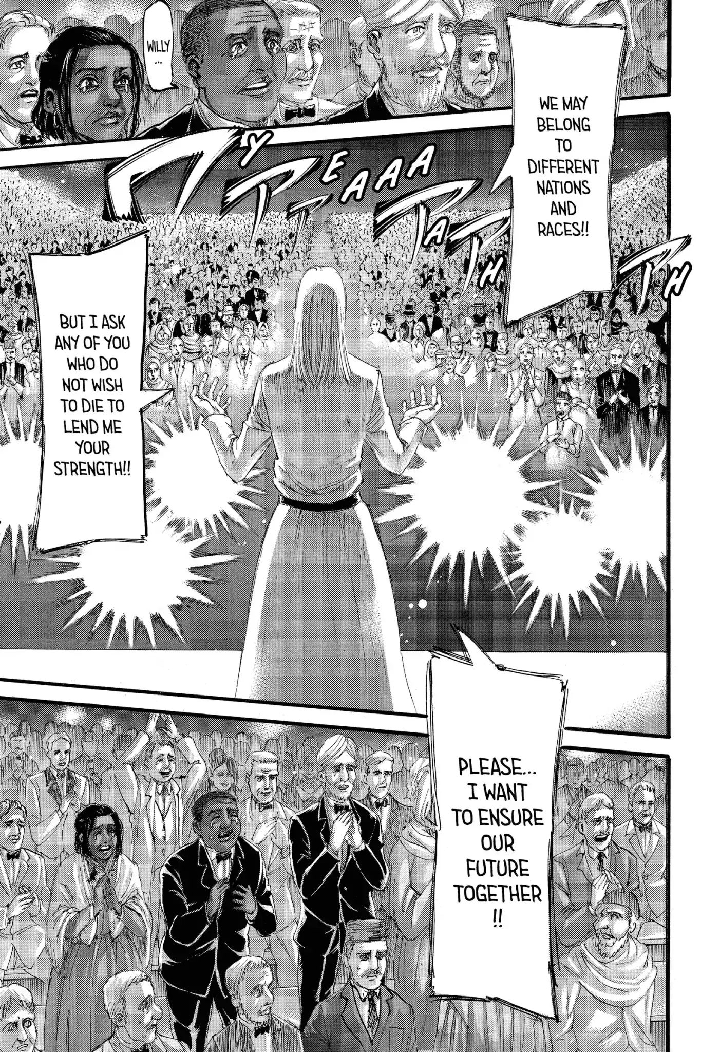 Attack on Titan Chapter 100  Online Free Manga Read Image 33