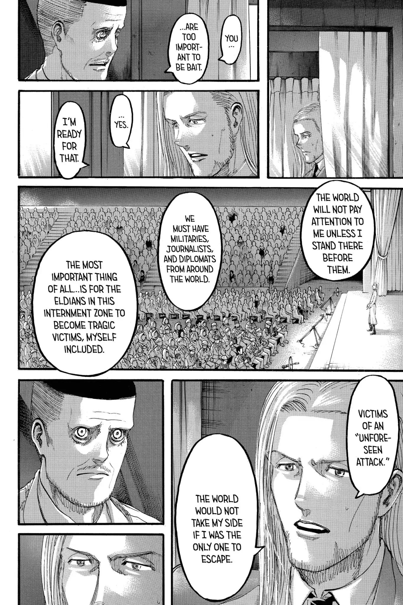 Attack on Titan Chapter 100  Online Free Manga Read Image 6