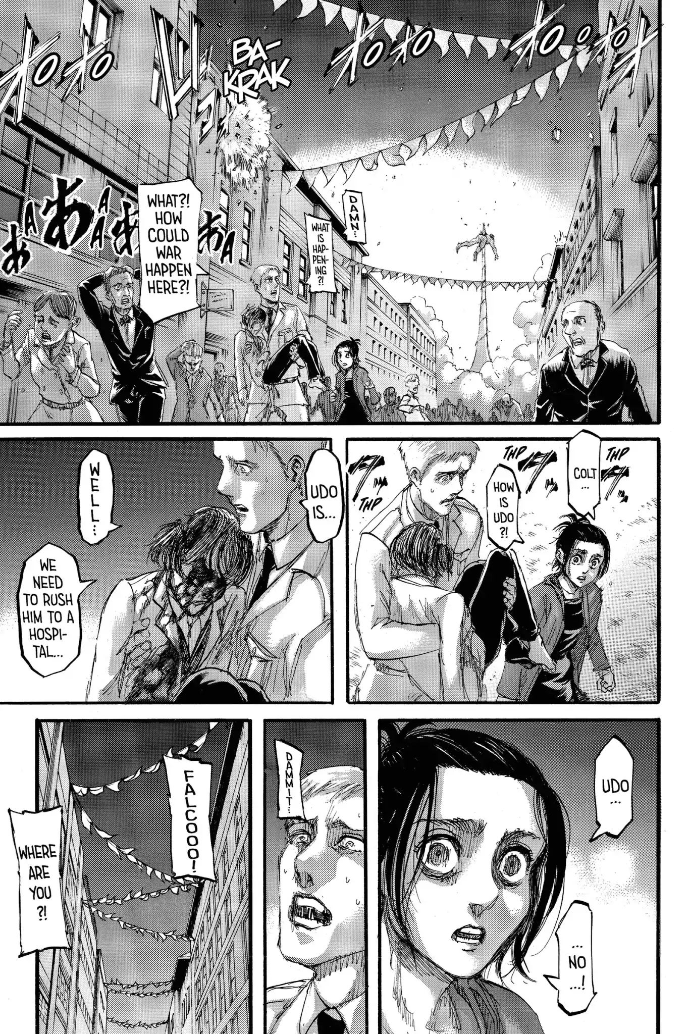 Attack on Titan Chapter 101  Online Free Manga Read Image 19
