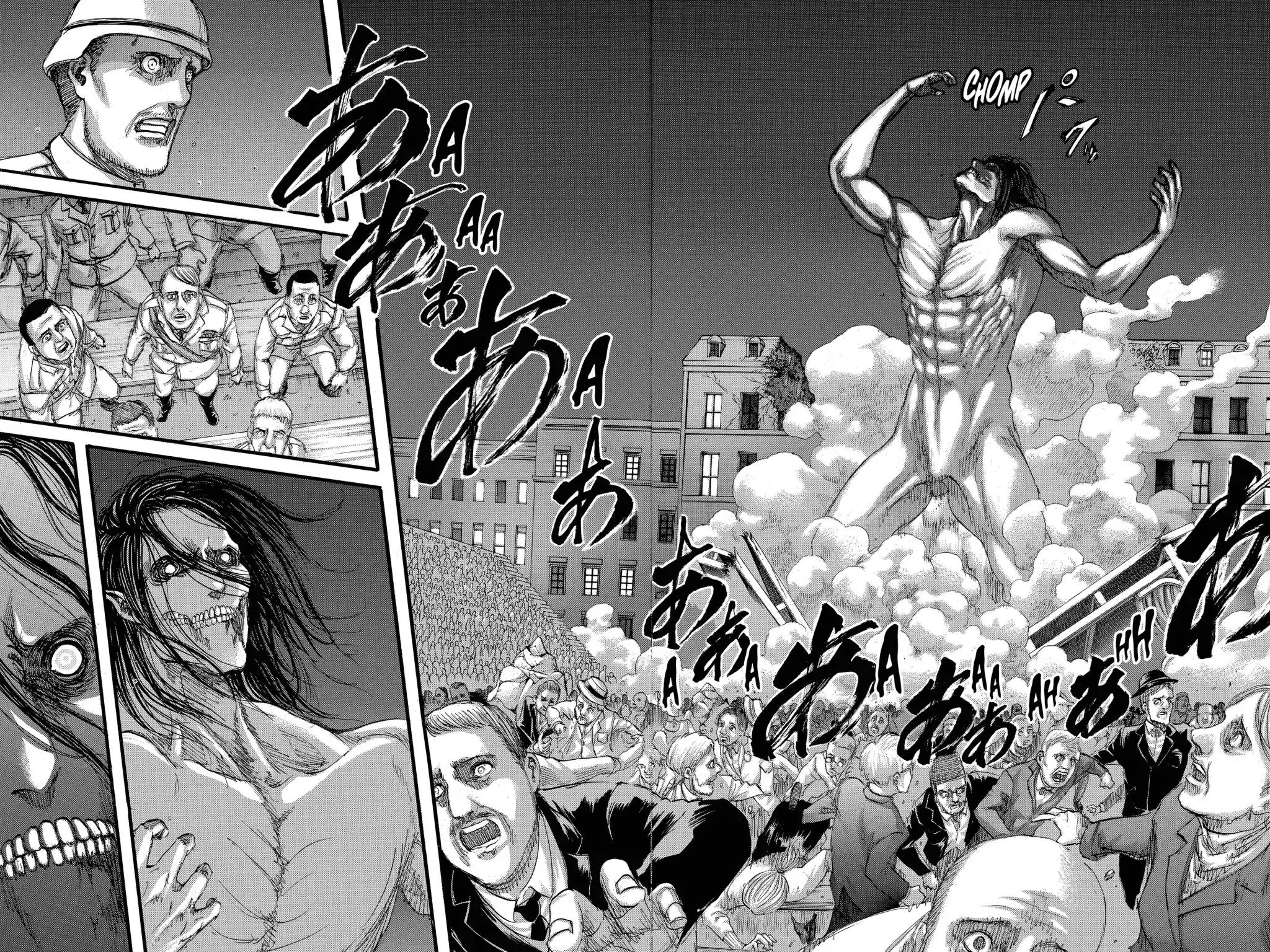 Attack on Titan Chapter 101  Online Free Manga Read Image 2