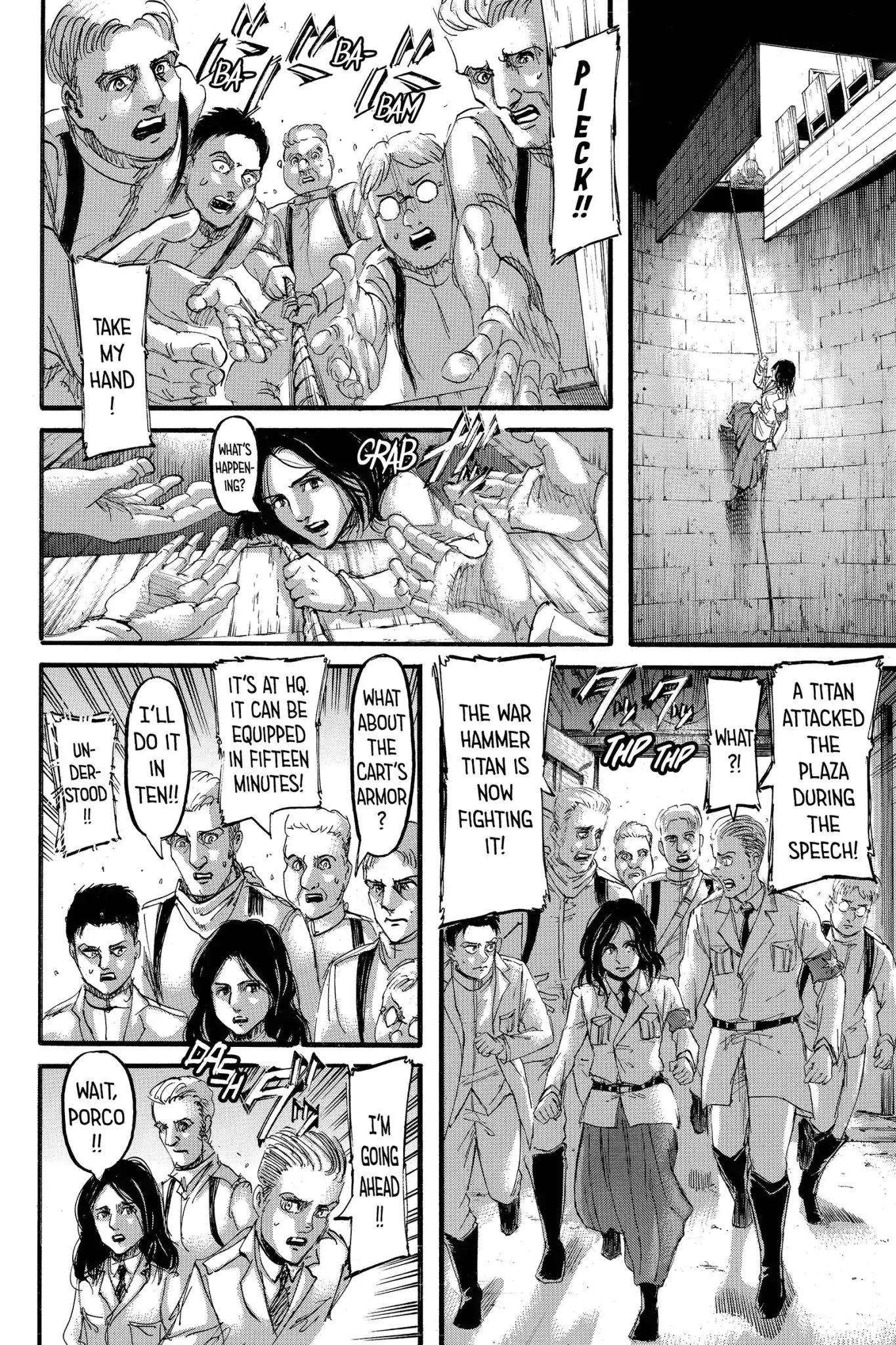 Attack on Titan Chapter 101  Online Free Manga Read Image 22