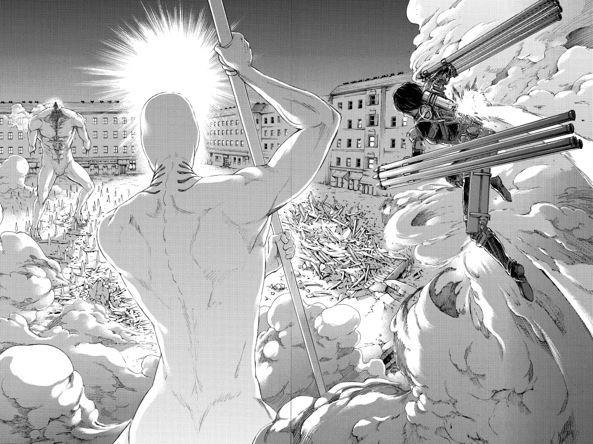 Attack on Titan Chapter 101  Online Free Manga Read Image 36