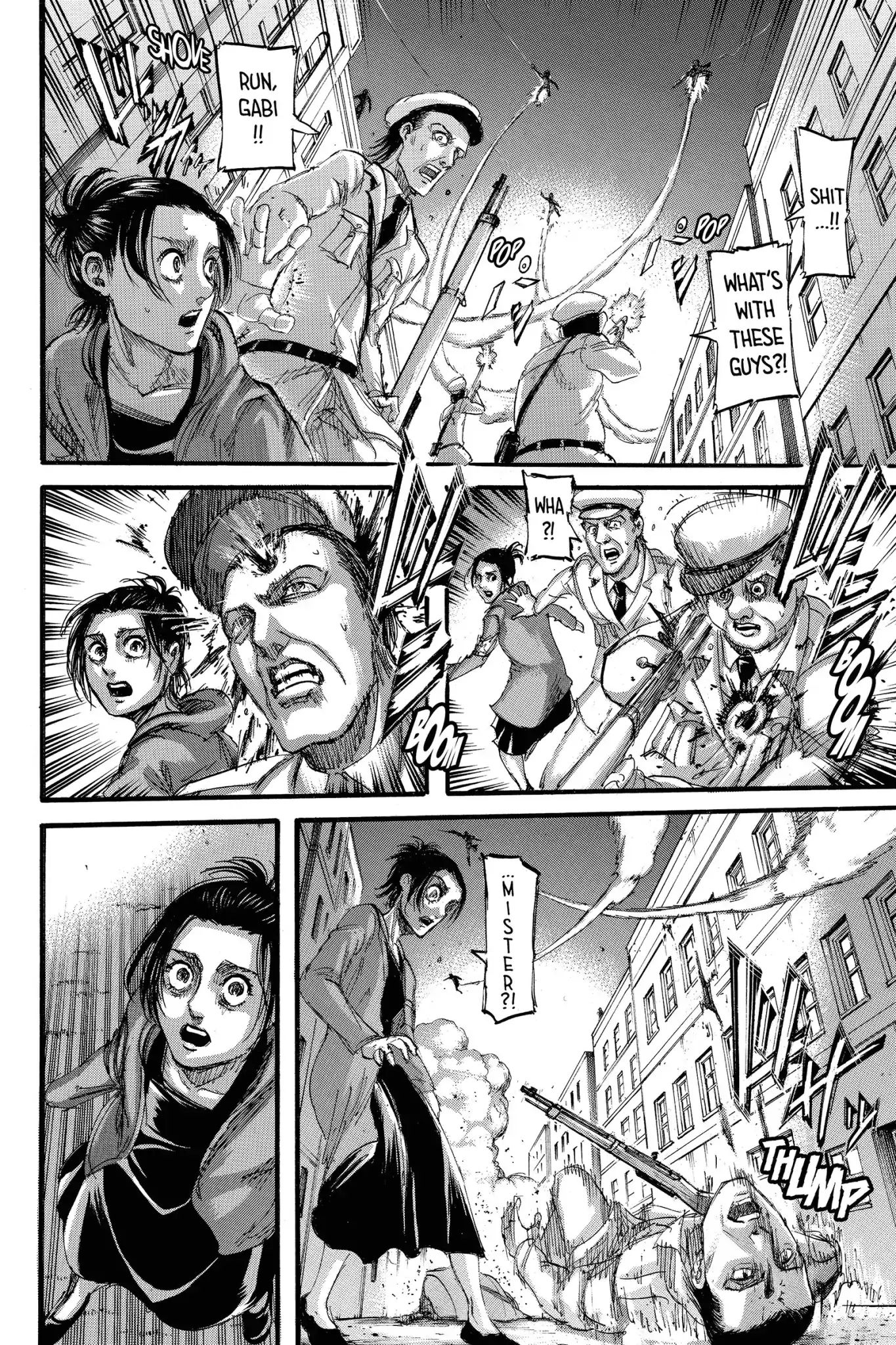 Attack on Titan Chapter 102  Online Free Manga Read Image 18