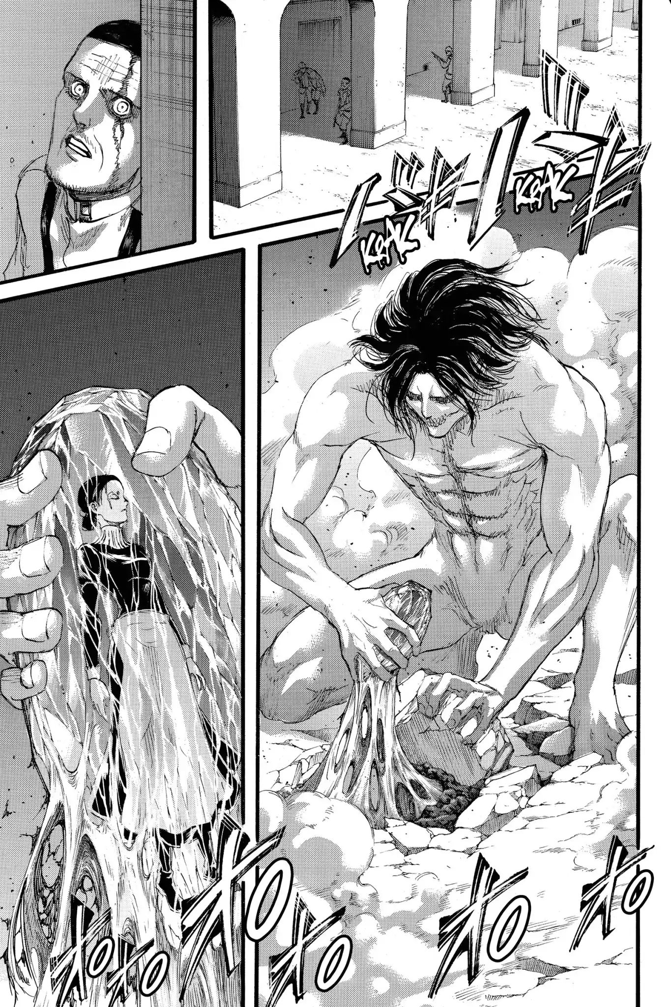 Attack on Titan Chapter 102  Online Free Manga Read Image 27