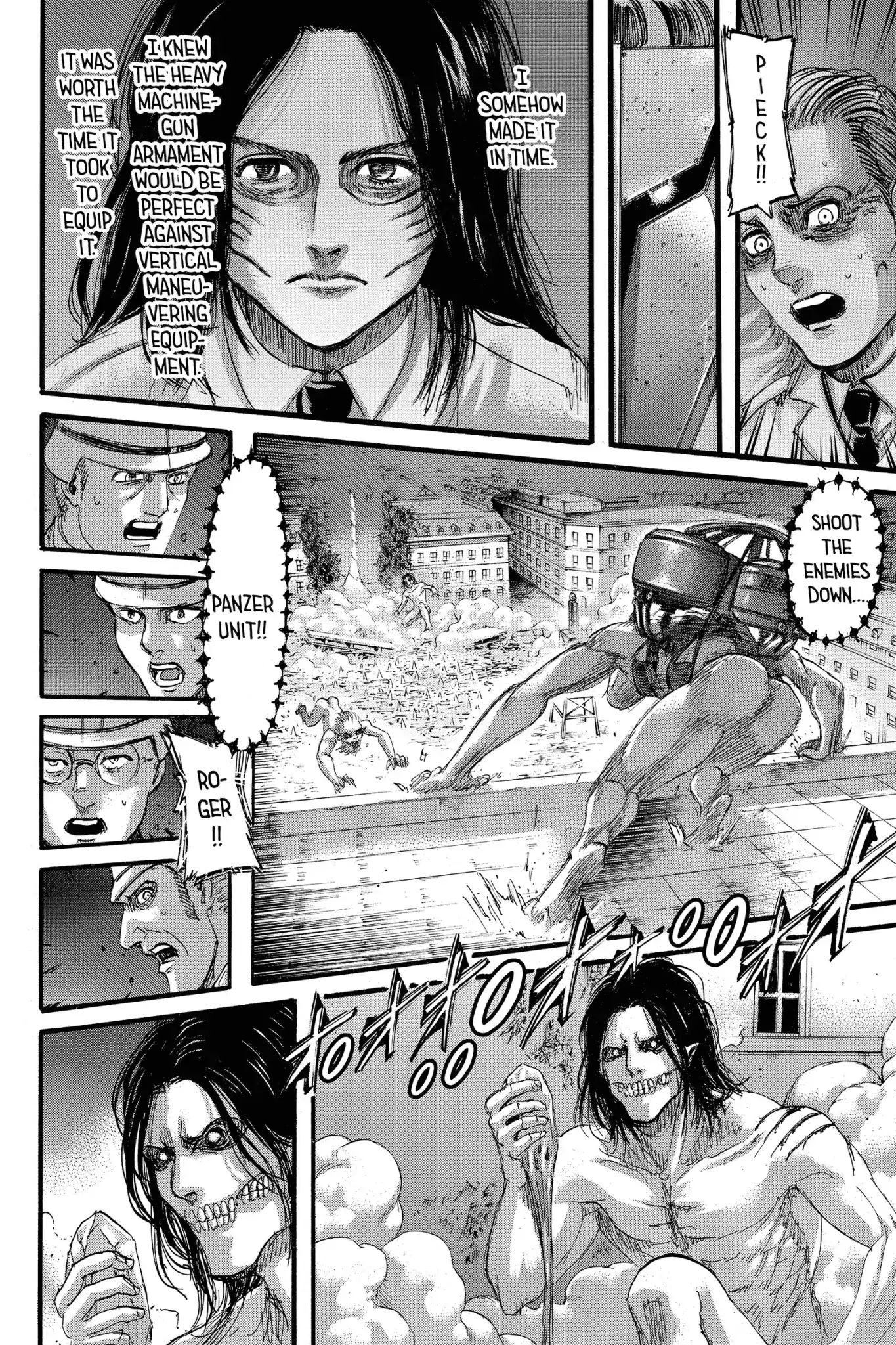 Attack on Titan Chapter 102  Online Free Manga Read Image 38