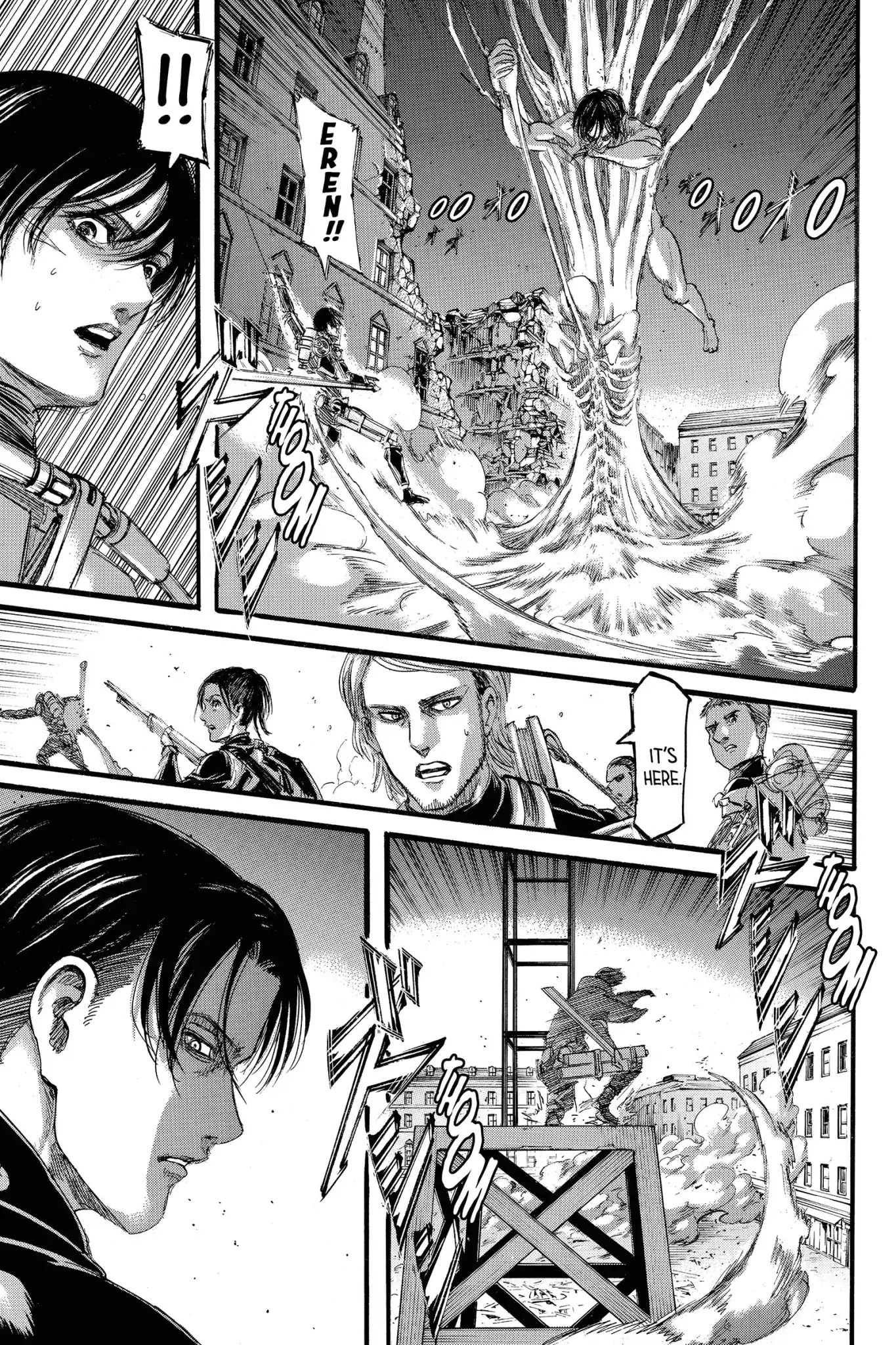 Attack on Titan Chapter 102  Online Free Manga Read Image 41
