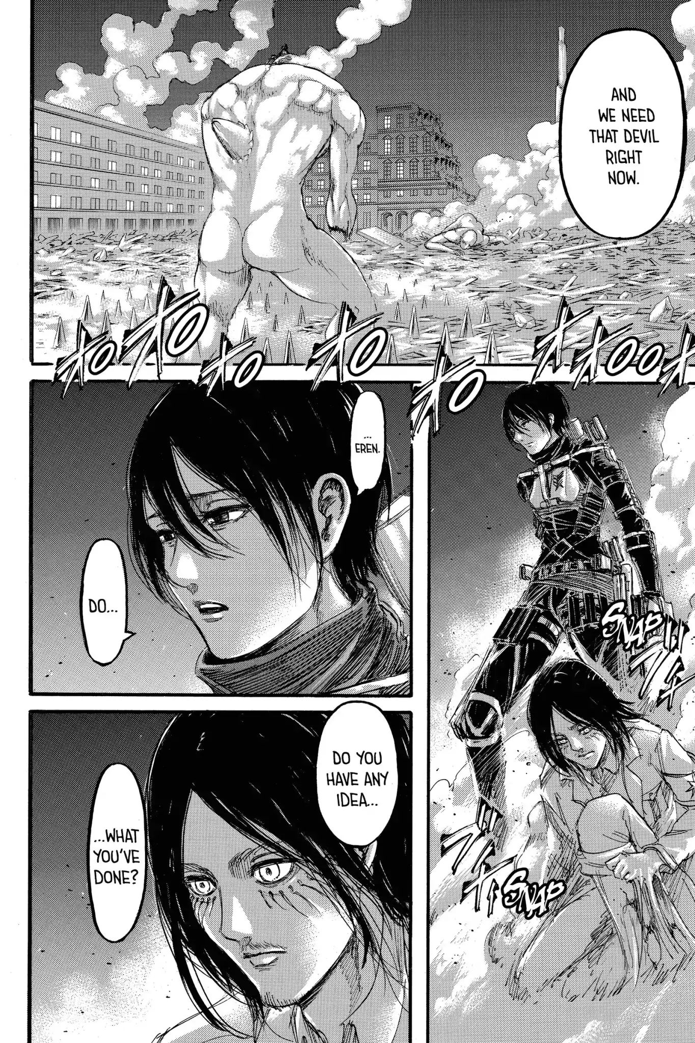 Attack on Titan Chapter 102  Online Free Manga Read Image 8