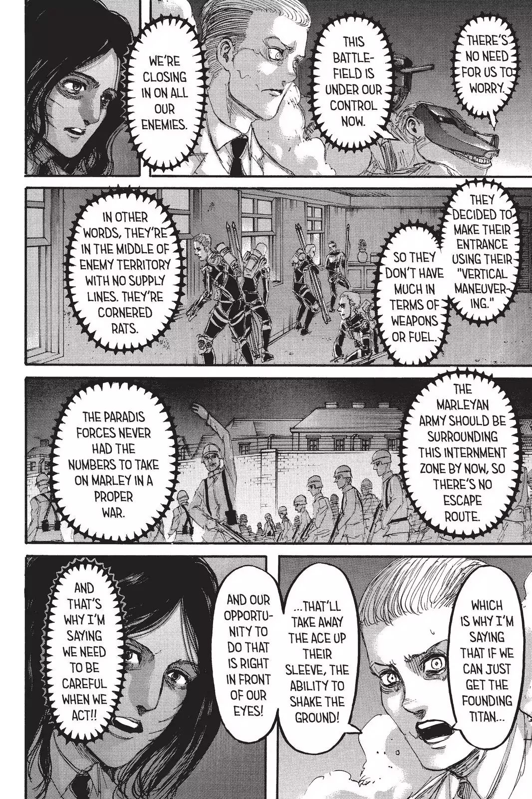 Attack on Titan Chapter 103  Online Free Manga Read Image 21