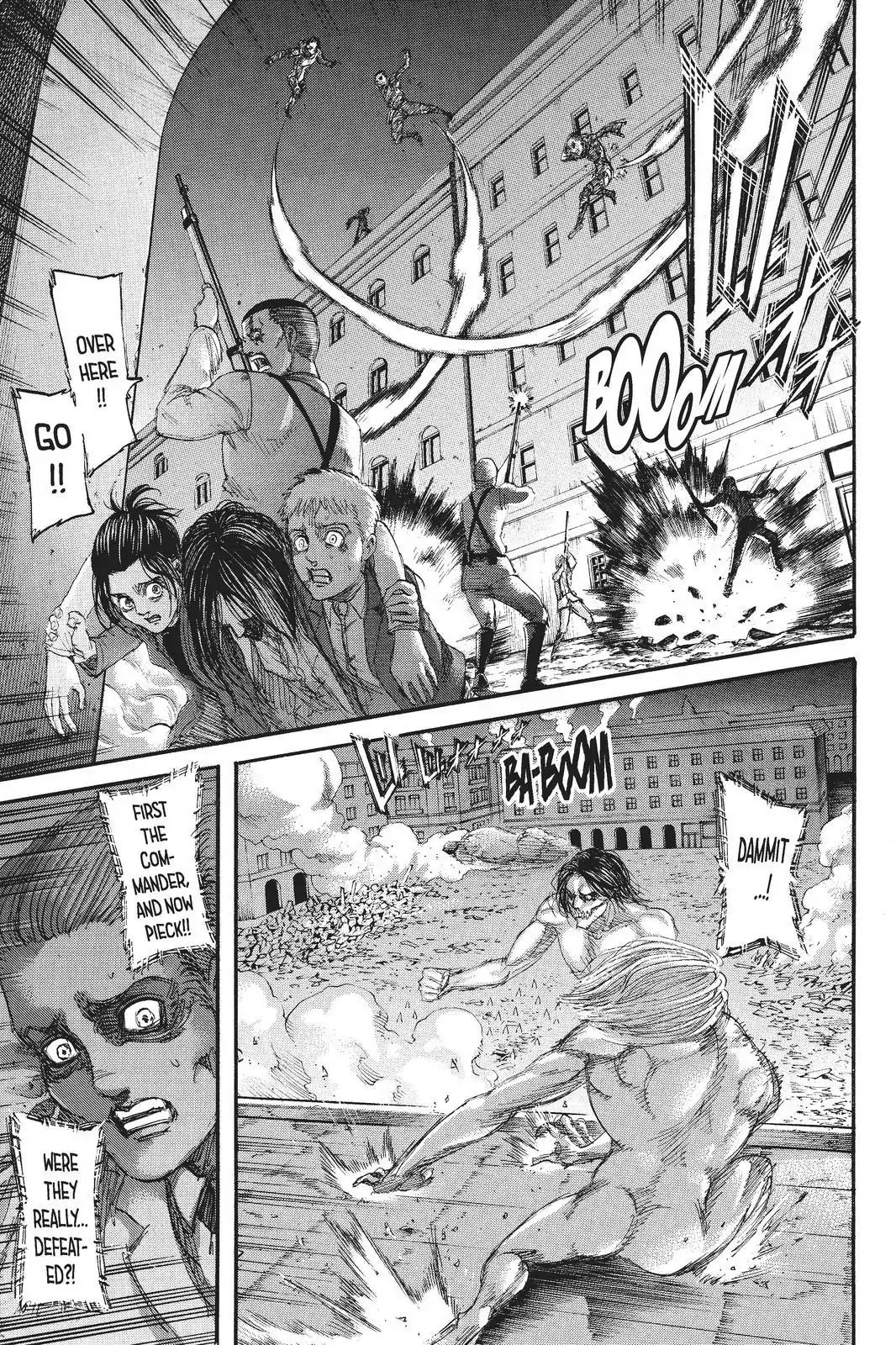 Attack on Titan Chapter 104  Online Free Manga Read Image 11