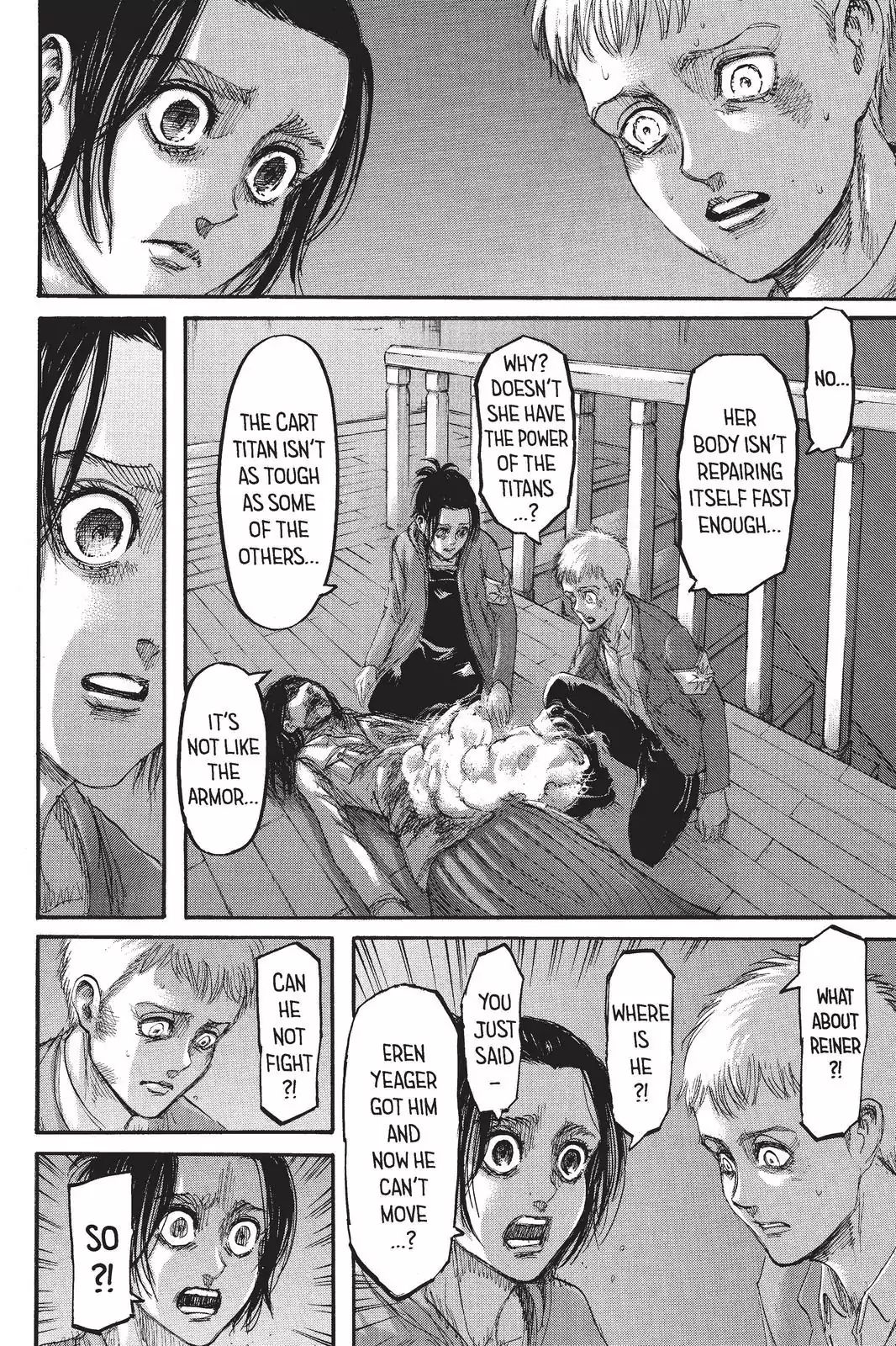 Attack on Titan Chapter 104  Online Free Manga Read Image 18