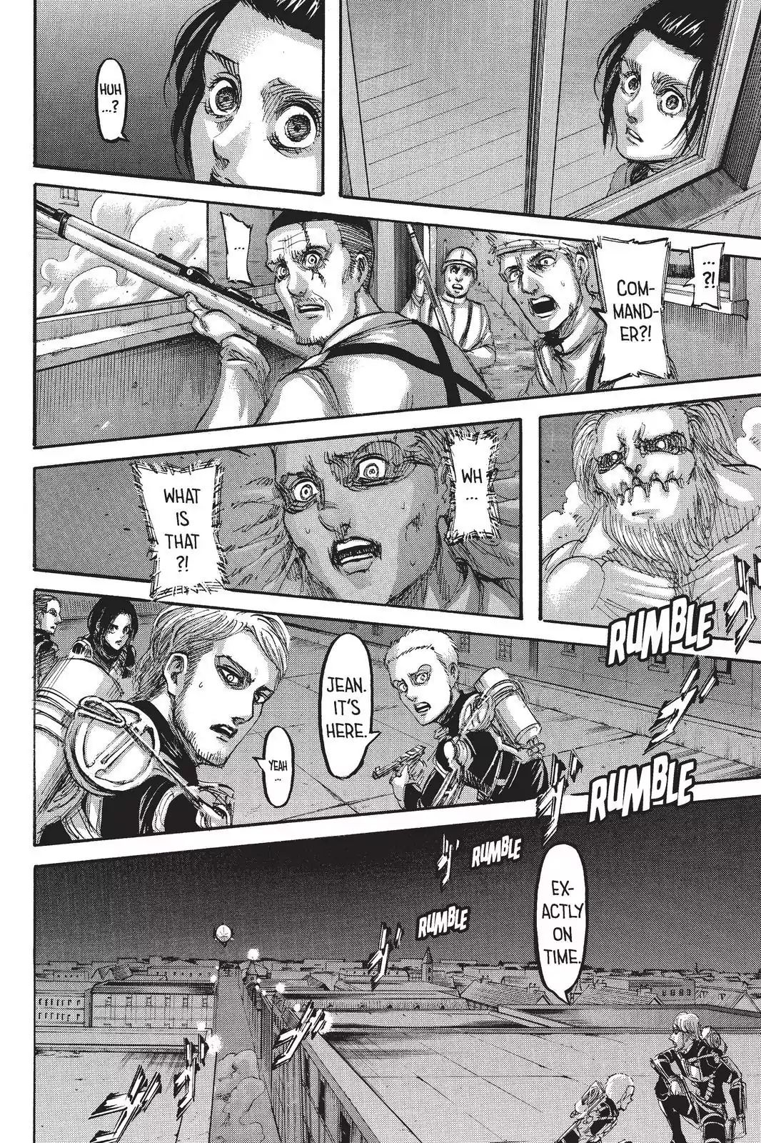 Attack on Titan Chapter 104  Online Free Manga Read Image 20