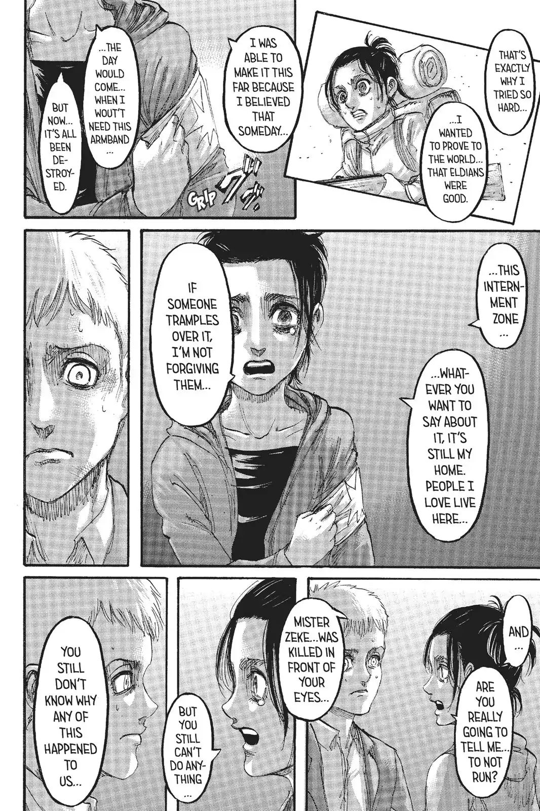 Attack on Titan Chapter 105  Online Free Manga Read Image 13