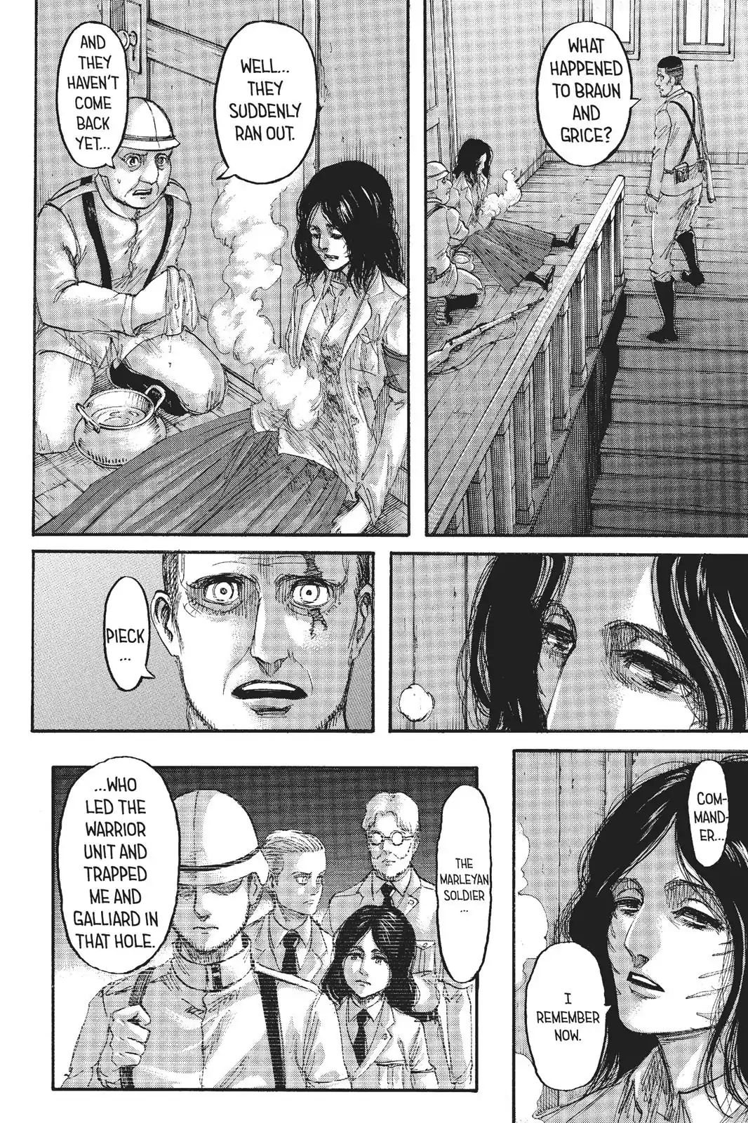 Attack on Titan Chapter 105  Online Free Manga Read Image 33