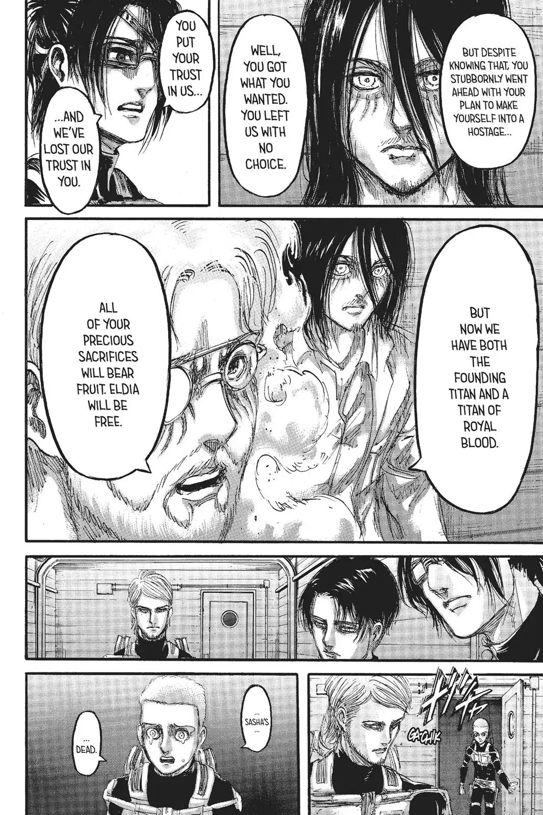 Attack on Titan Chapter 105  Online Free Manga Read Image 43