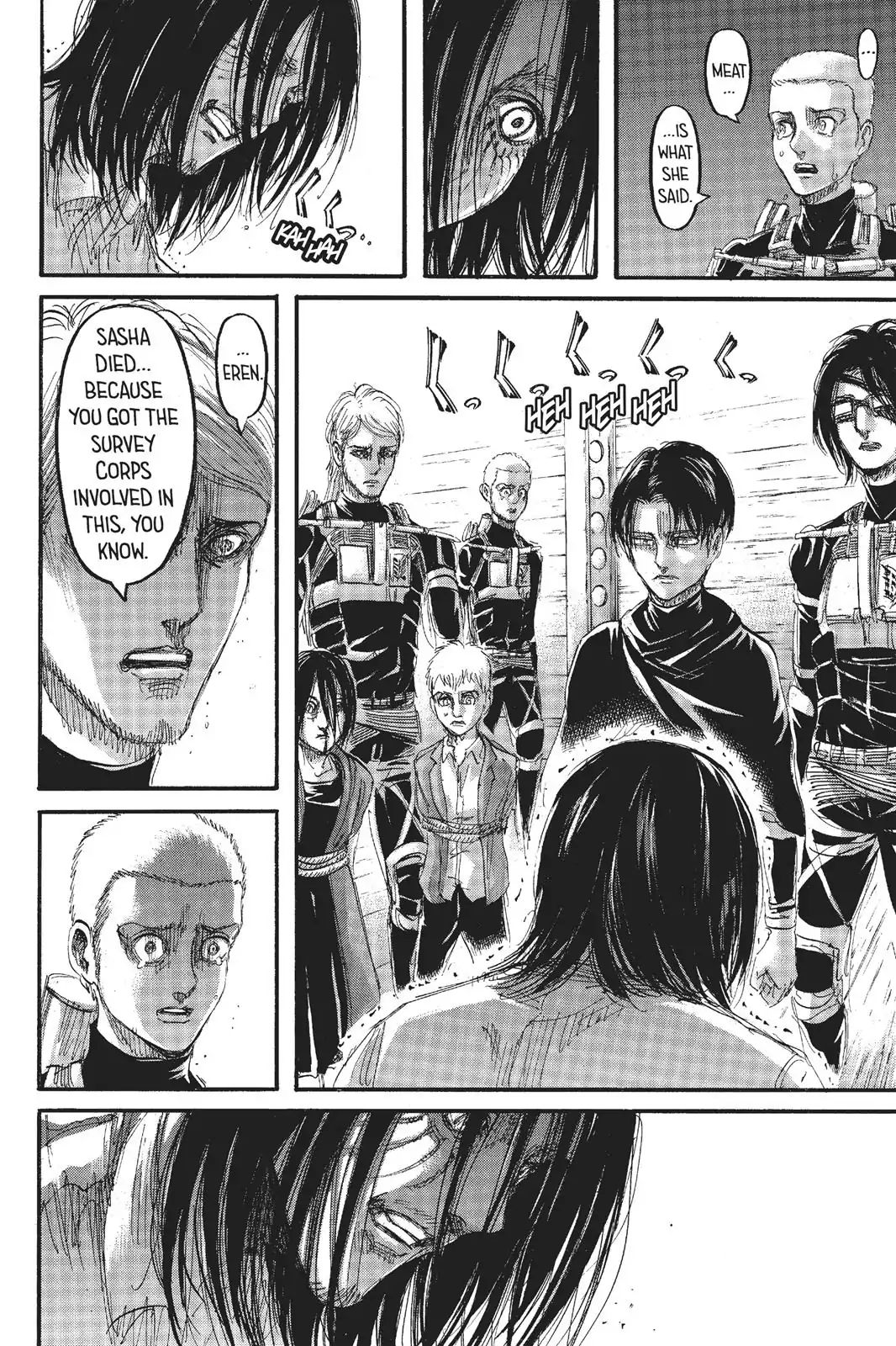 Attack on Titan Chapter 105  Online Free Manga Read Image 45