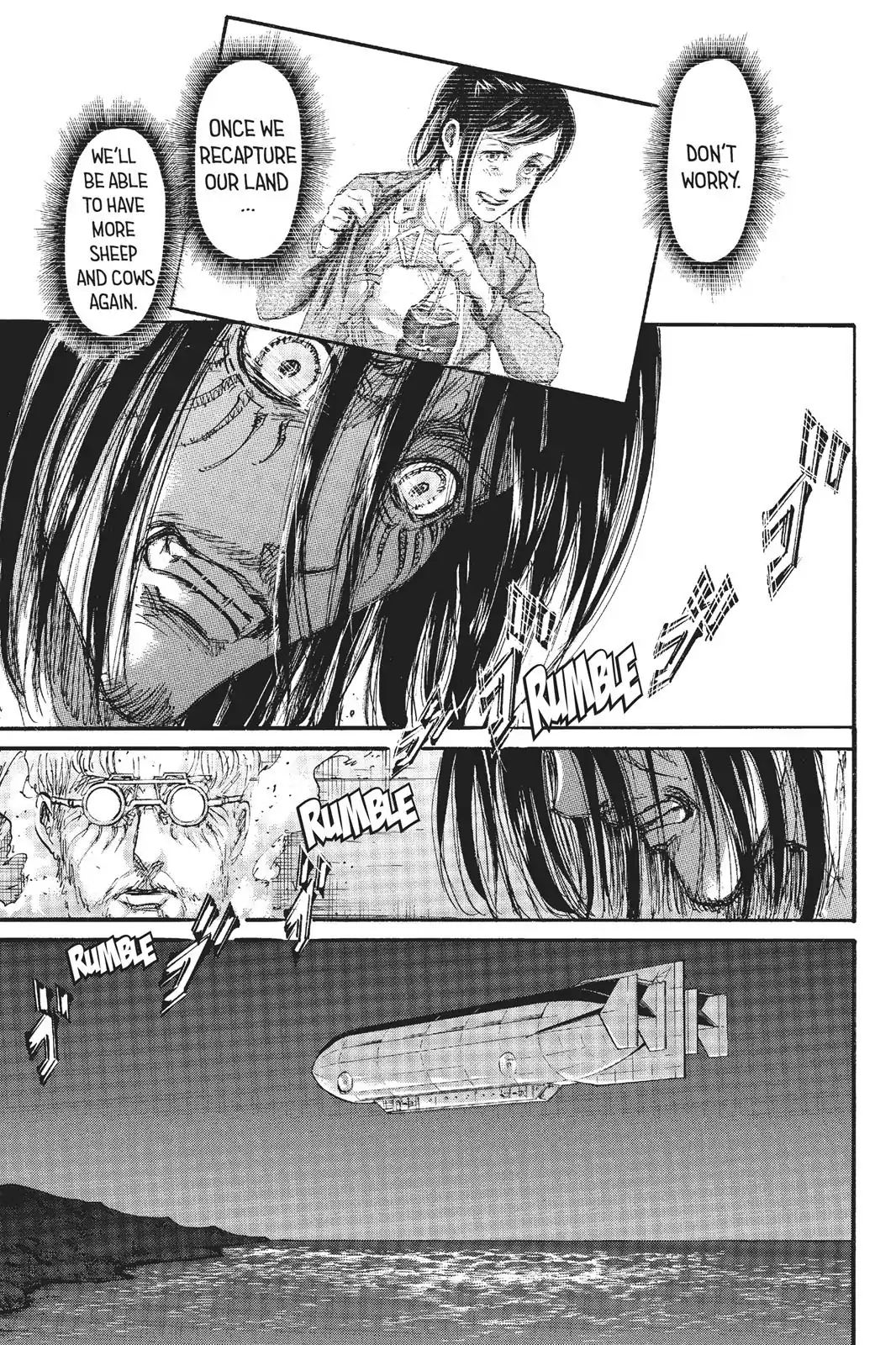 Attack on Titan Chapter 105  Online Free Manga Read Image 46
