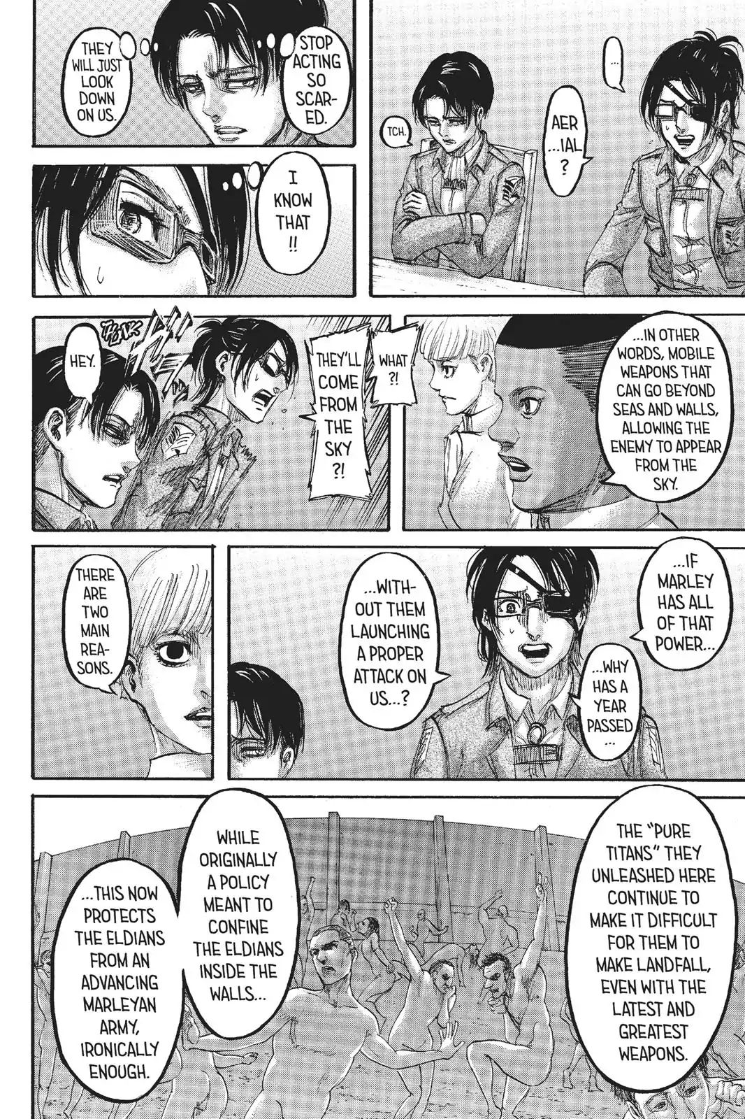 Attack on Titan Chapter 106  Online Free Manga Read Image 13