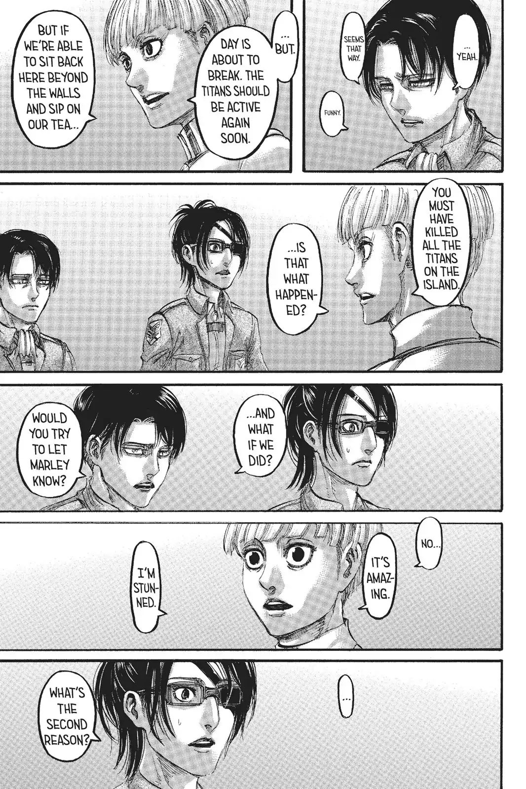 Attack on Titan Chapter 106  Online Free Manga Read Image 14