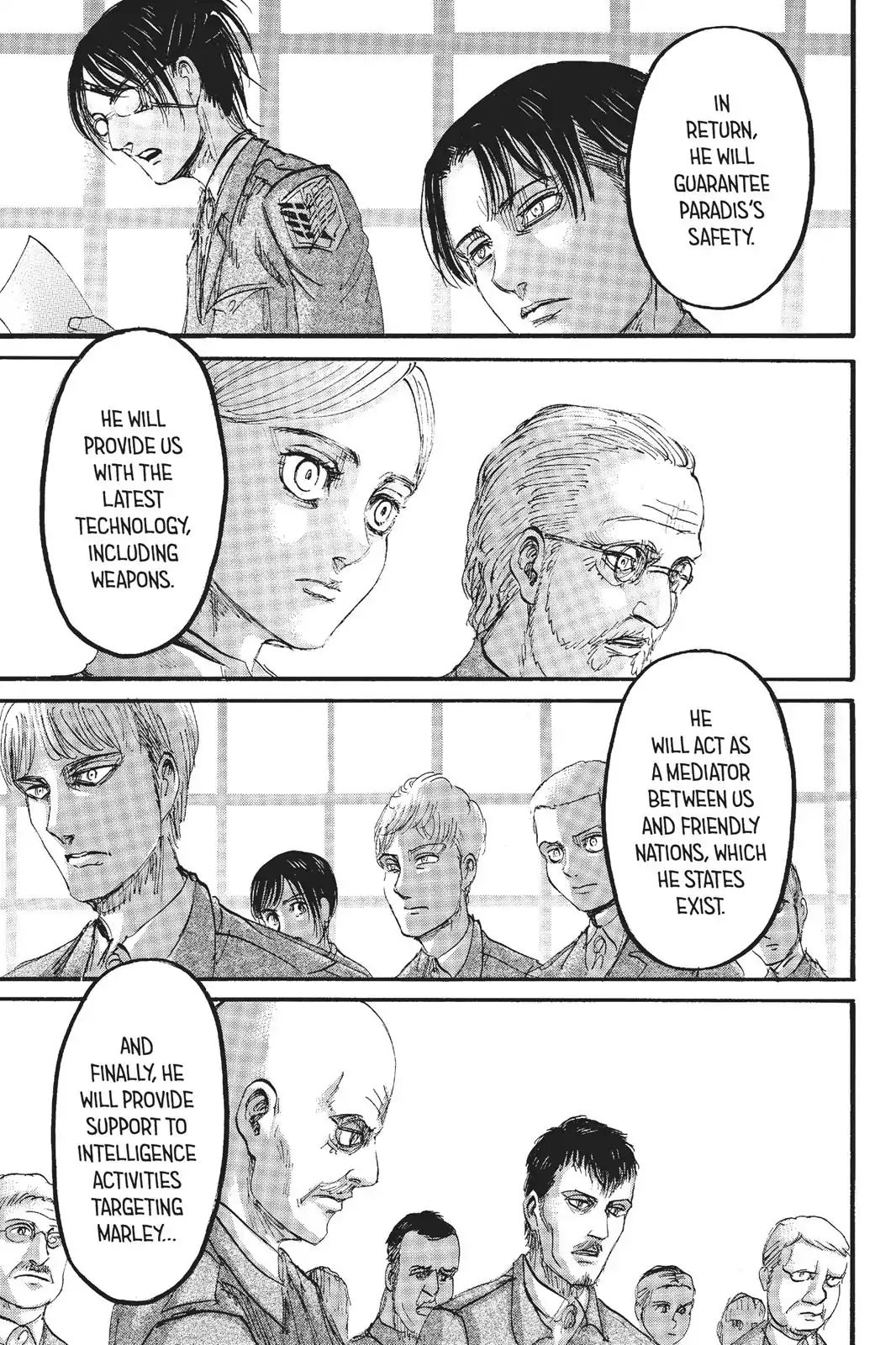Attack on Titan Chapter 106  Online Free Manga Read Image 20