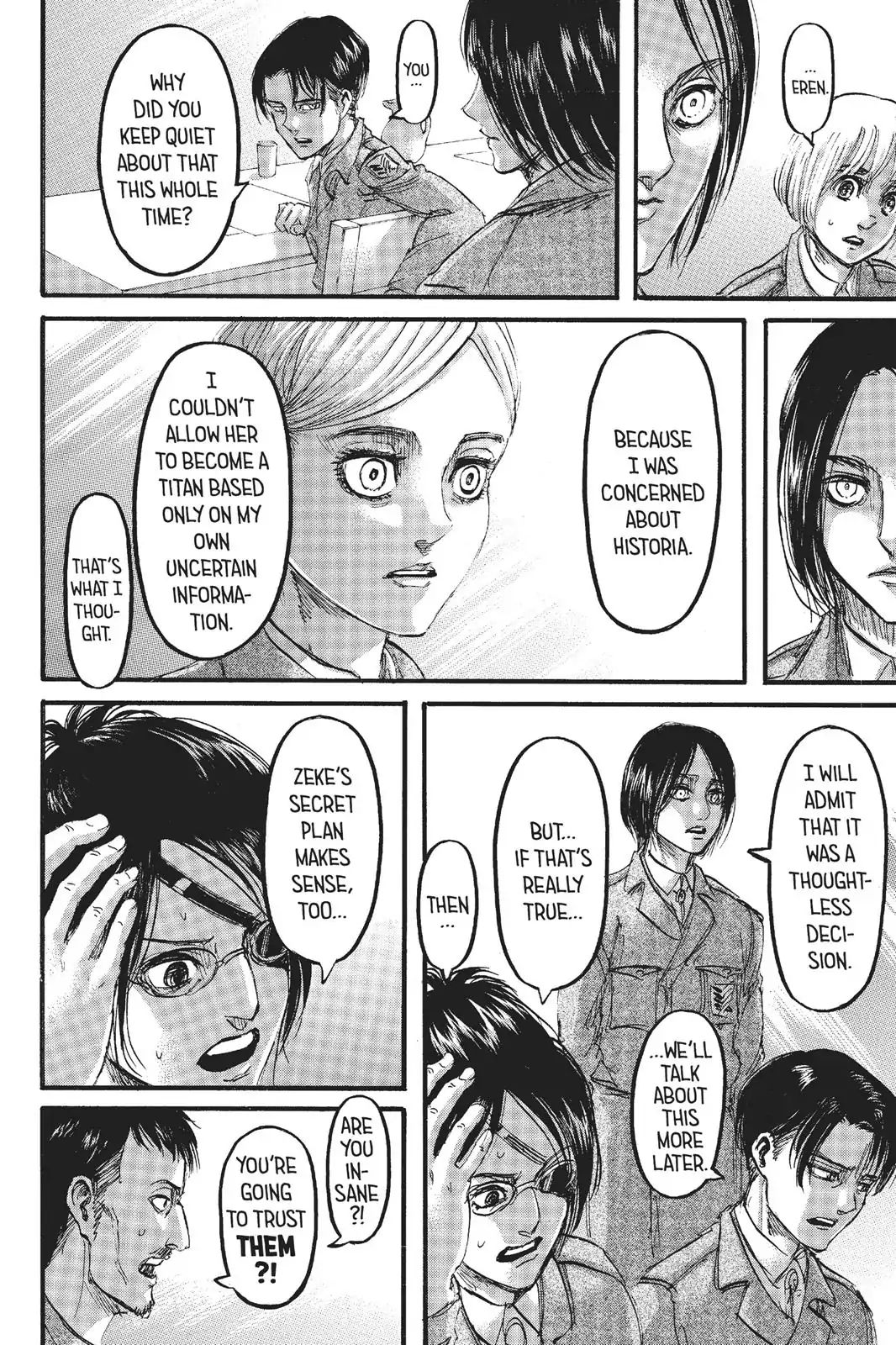 Attack on Titan Chapter 106  Online Free Manga Read Image 25