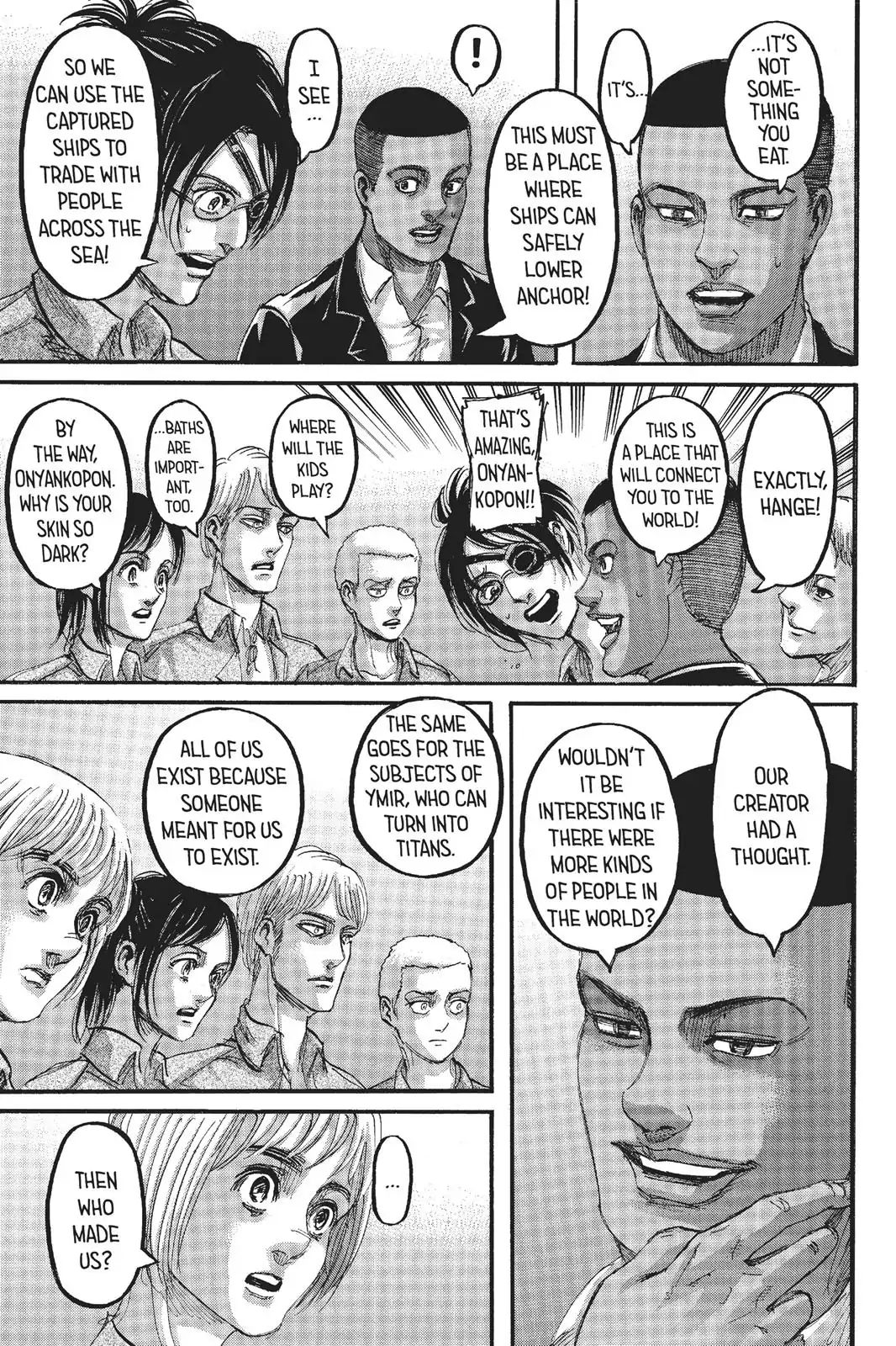 Attack on Titan Chapter 106  Online Free Manga Read Image 32