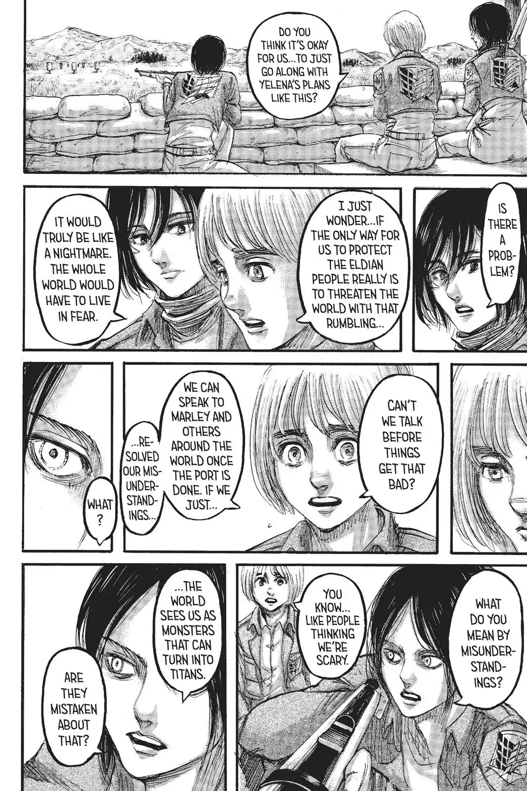Attack on Titan Chapter 106  Online Free Manga Read Image 37