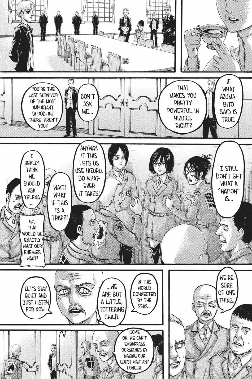 Attack on Titan Chapter 107  Online Free Manga Read Image 12