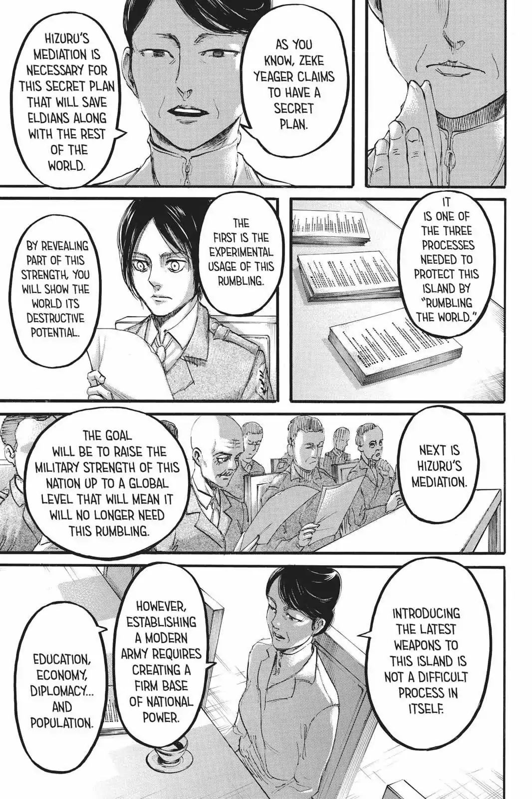 Attack on Titan Chapter 107  Online Free Manga Read Image 22