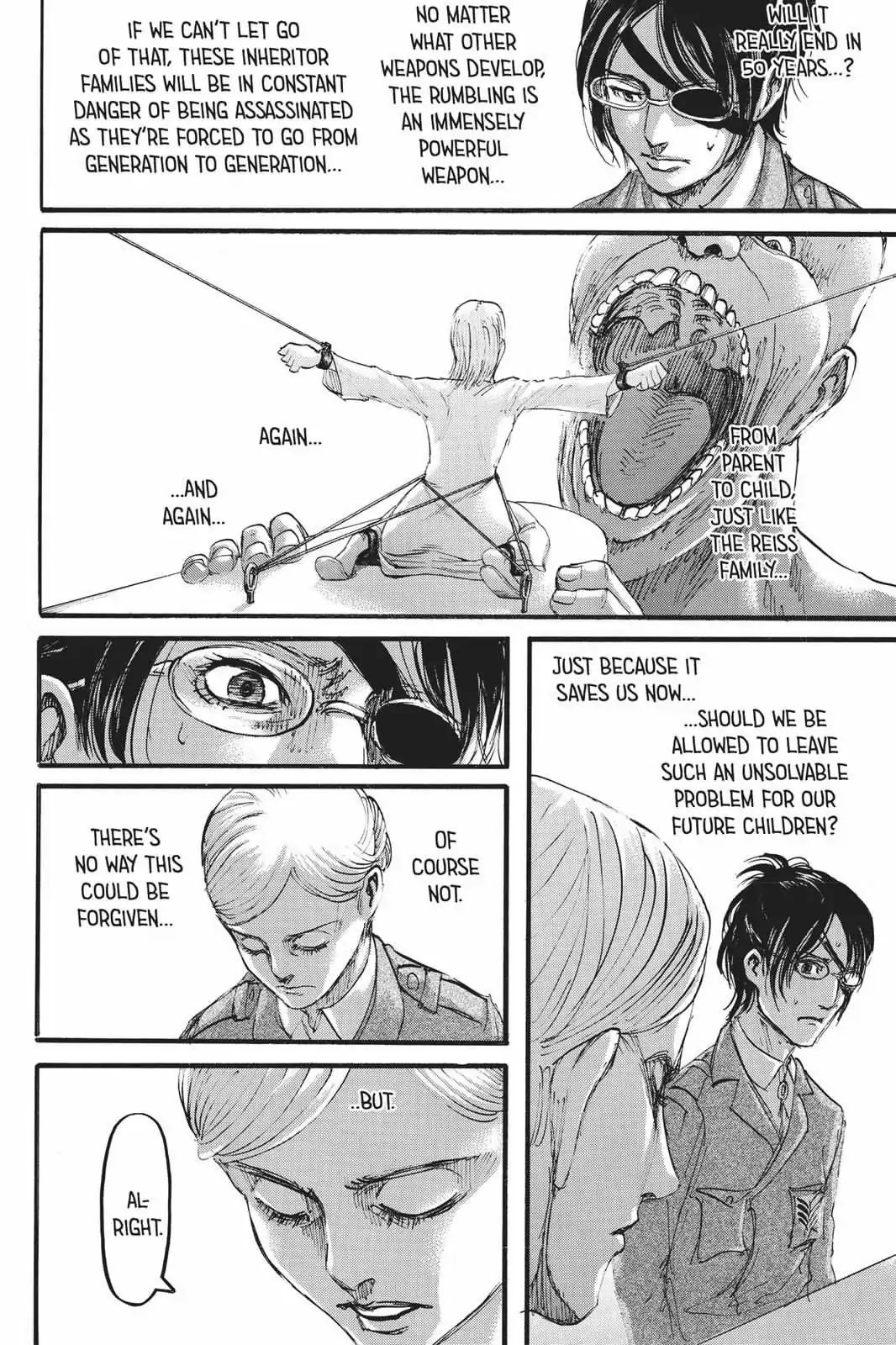 Attack on Titan Chapter 107  Online Free Manga Read Image 25