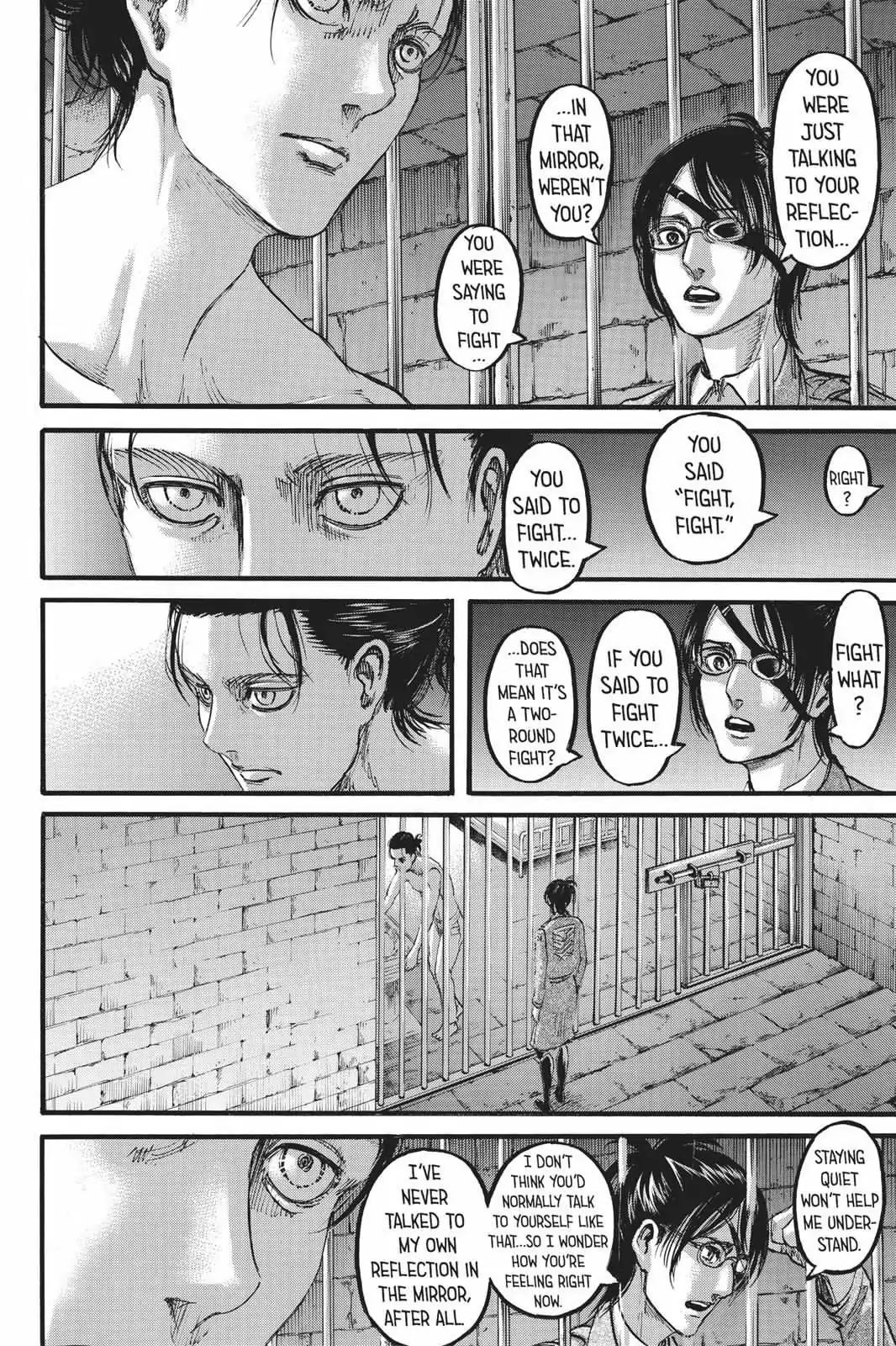 Attack on Titan Chapter 107  Online Free Manga Read Image 3