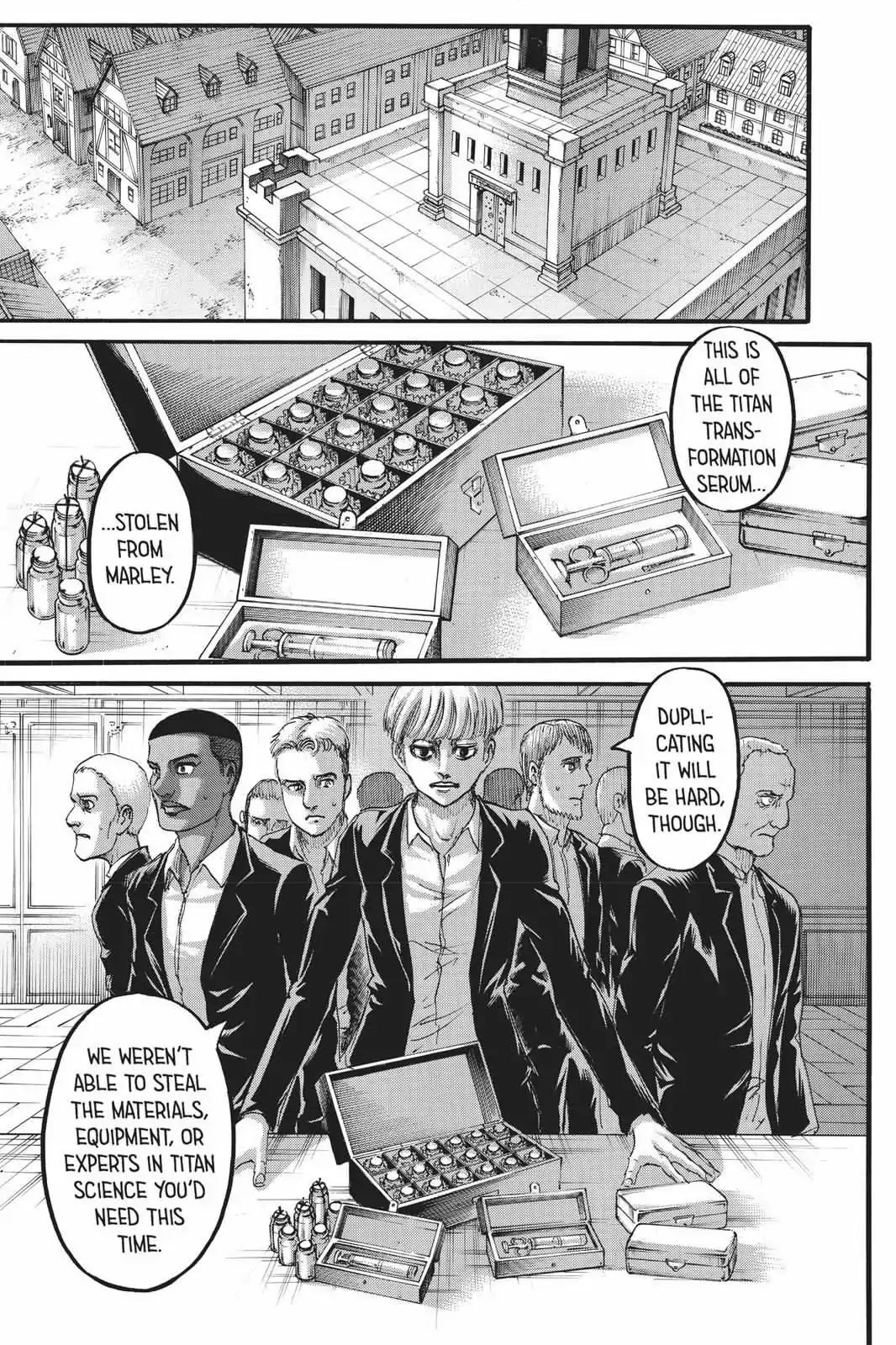 Attack on Titan Chapter 107  Online Free Manga Read Image 36