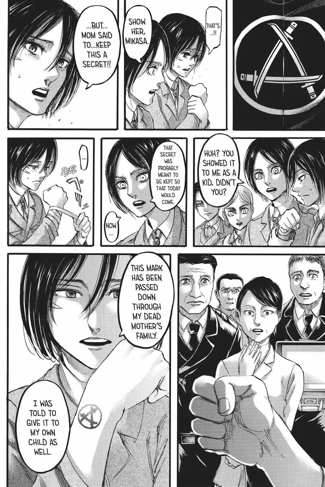 Attack on Titan Chapter 107  Online Free Manga Read Image 9