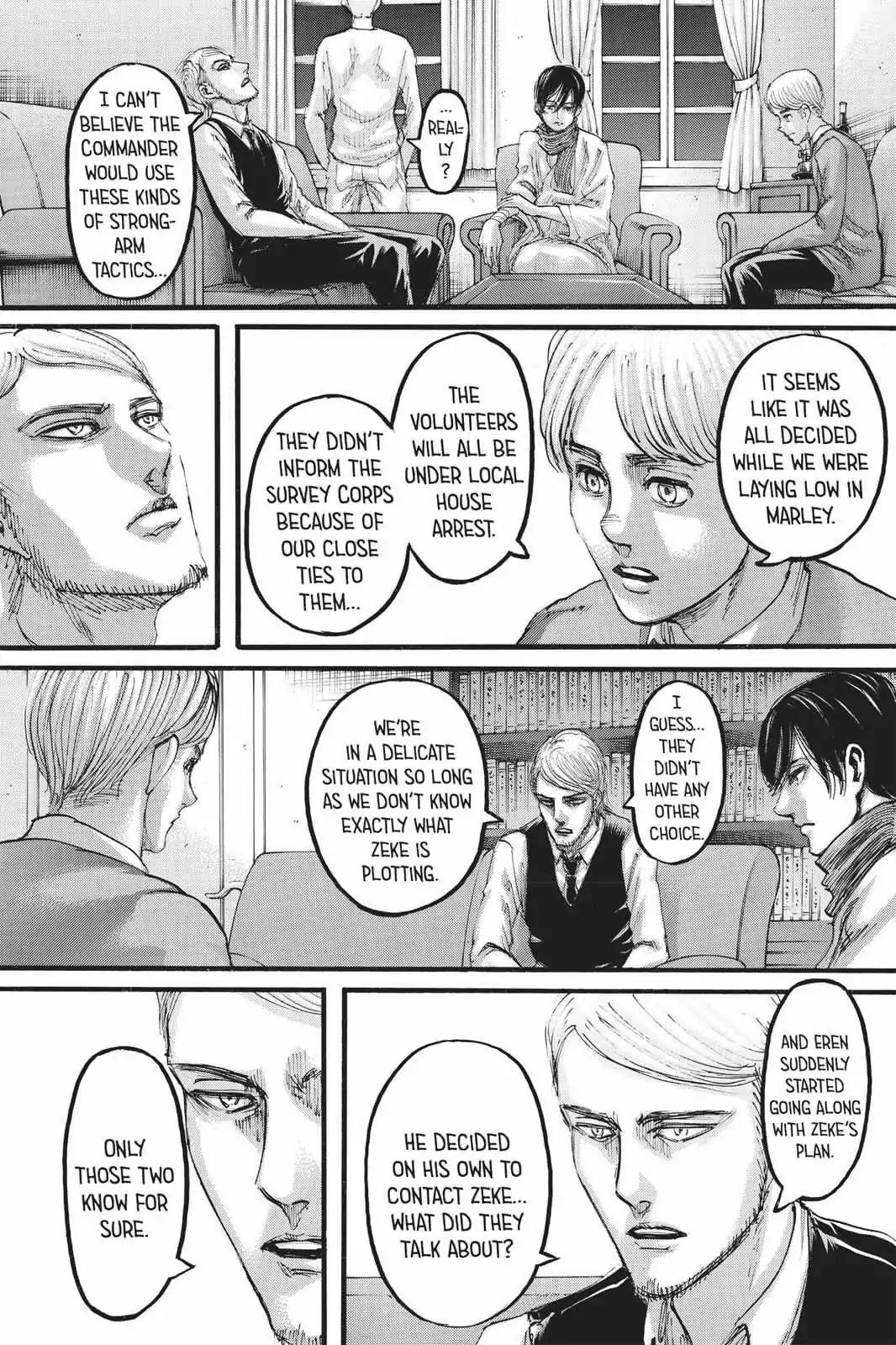 Attack on Titan Chapter 108  Online Free Manga Read Image 10