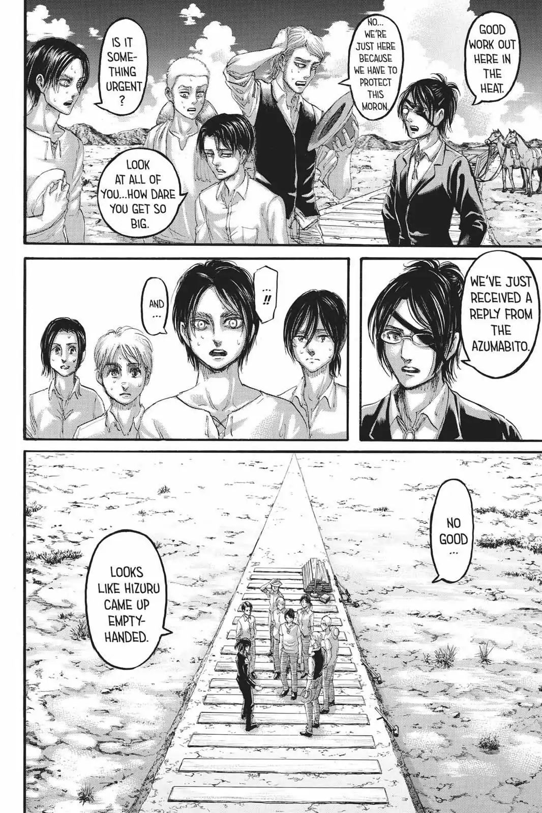 Attack on Titan Chapter 108  Online Free Manga Read Image 15