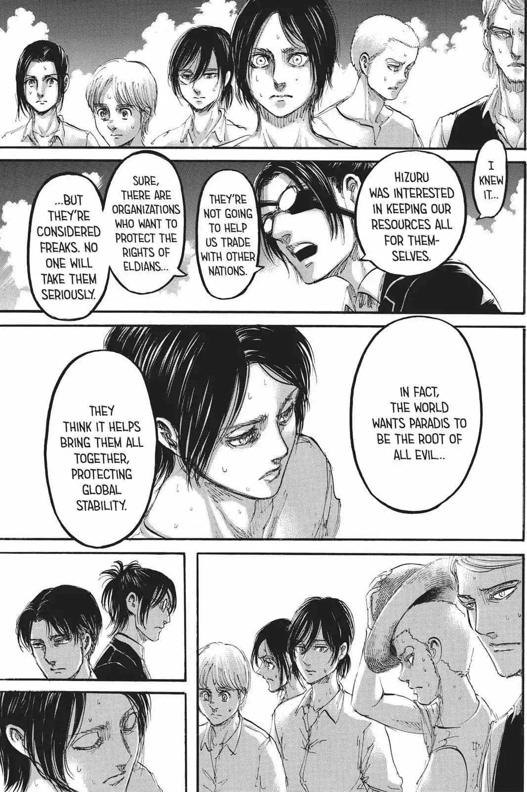 Attack on Titan Chapter 108  Online Free Manga Read Image 16