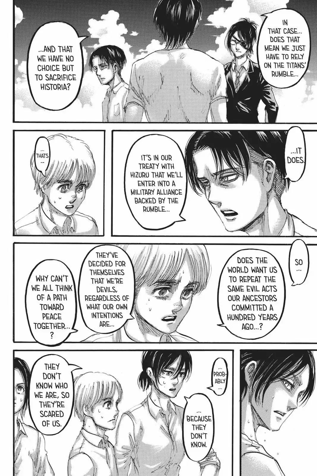 Attack on Titan Chapter 108  Online Free Manga Read Image 17