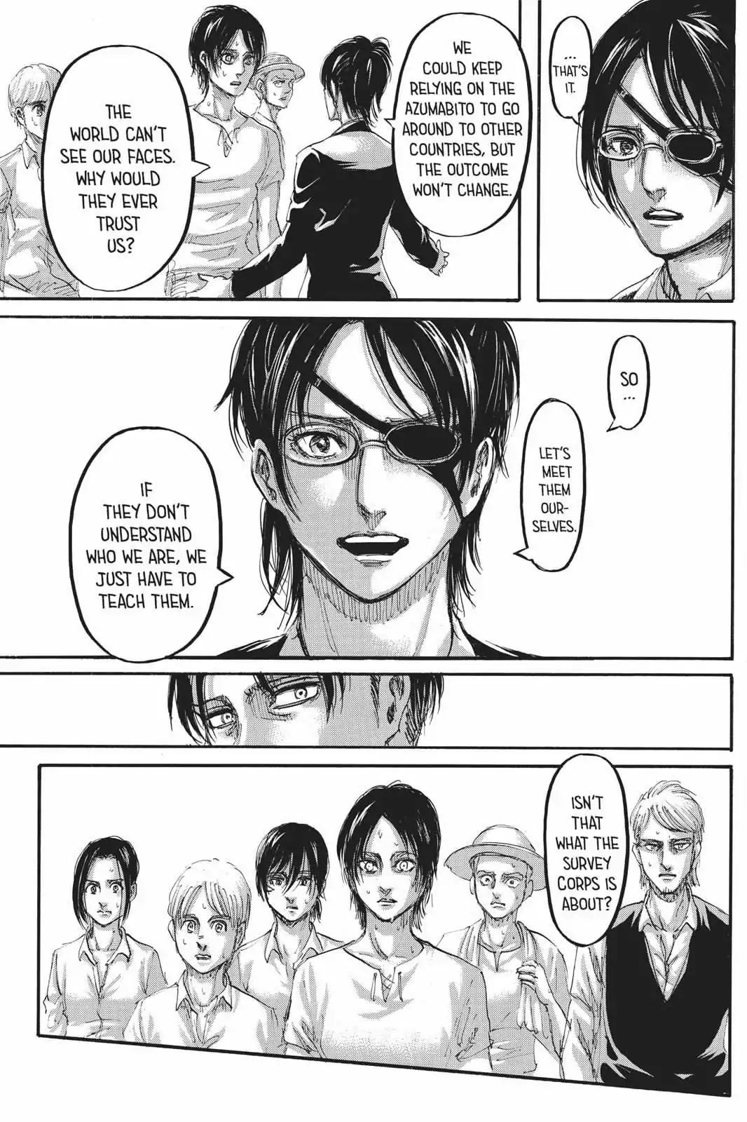 Attack on Titan Chapter 108  Online Free Manga Read Image 18