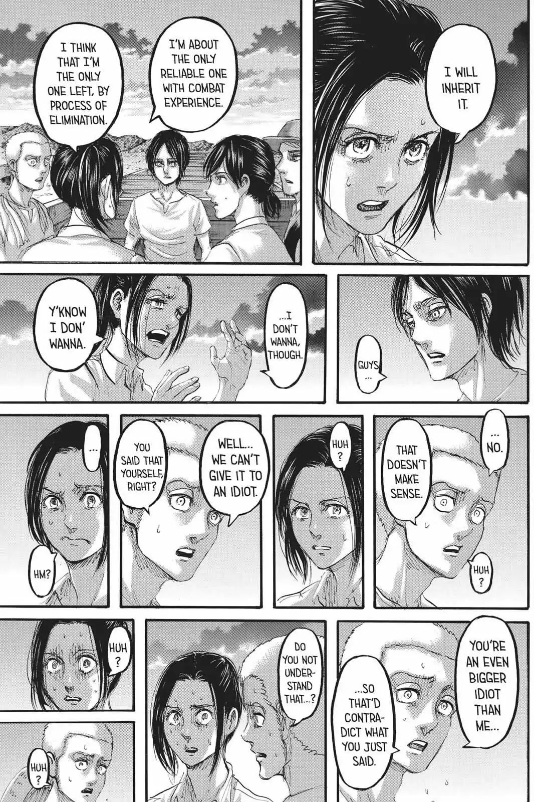 Attack on Titan Chapter 108  Online Free Manga Read Image 24